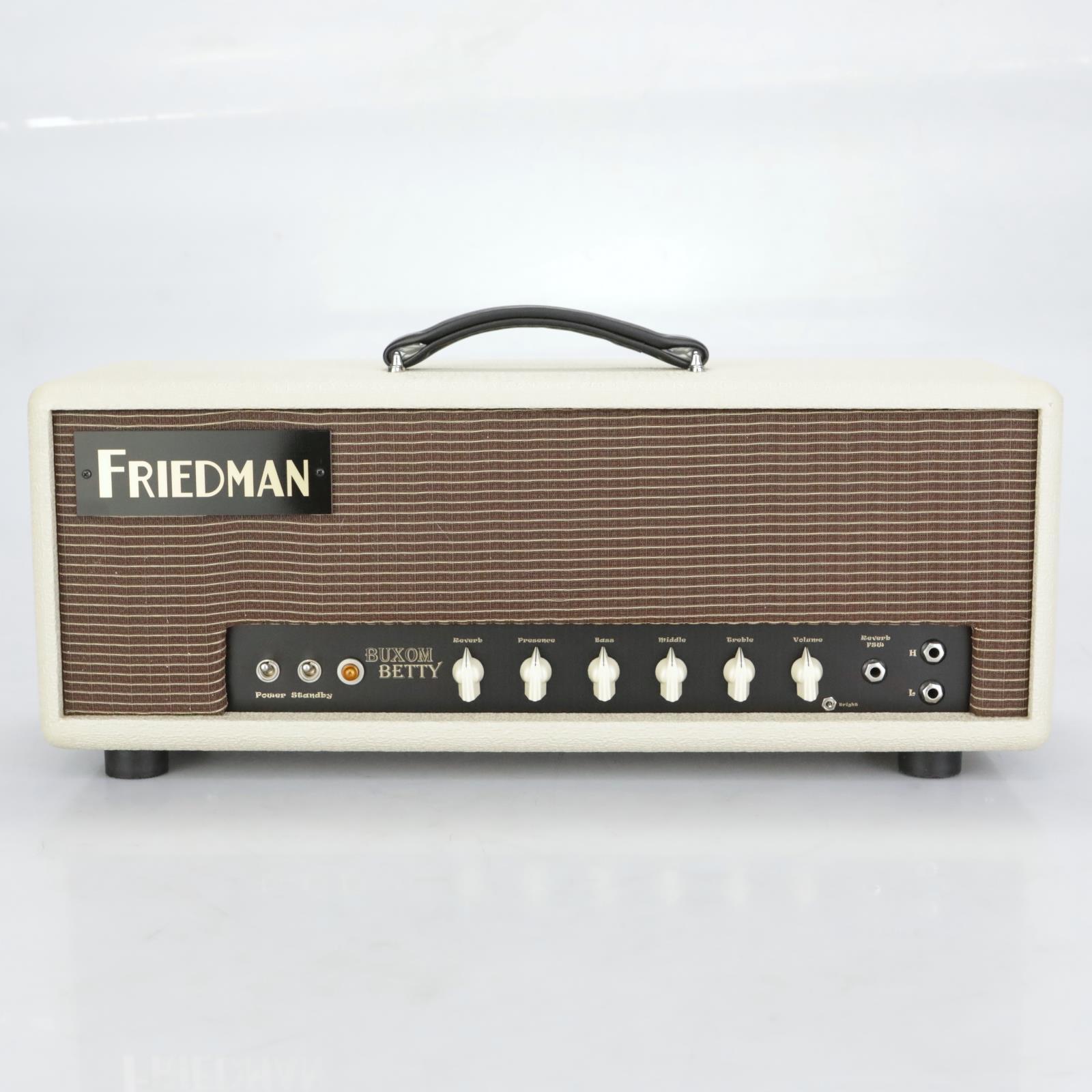 Friedman Buxom Betty Guitar Amp Amplifier Head 50 Watt  #37505
