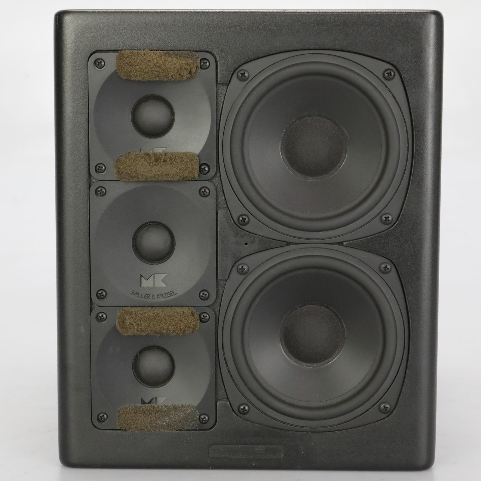M&K Miller Kreisel MPS-2510P Active Monitor Center Right Speaker MPS-2510 #37579
