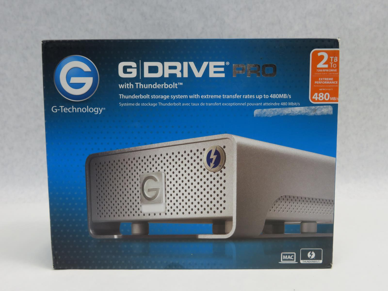 G-Technology HARD DRIVE CADDY G-RAID 7 SLED G-SPEED STUDIO FOR G-RAID STUDIO