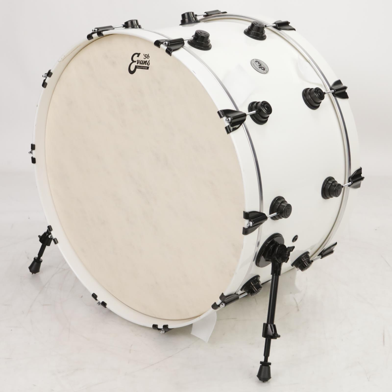 "DW Collectors Series 26"" x 14"" Marching Size Kick Bass Drum Roy Mayorga #37625"