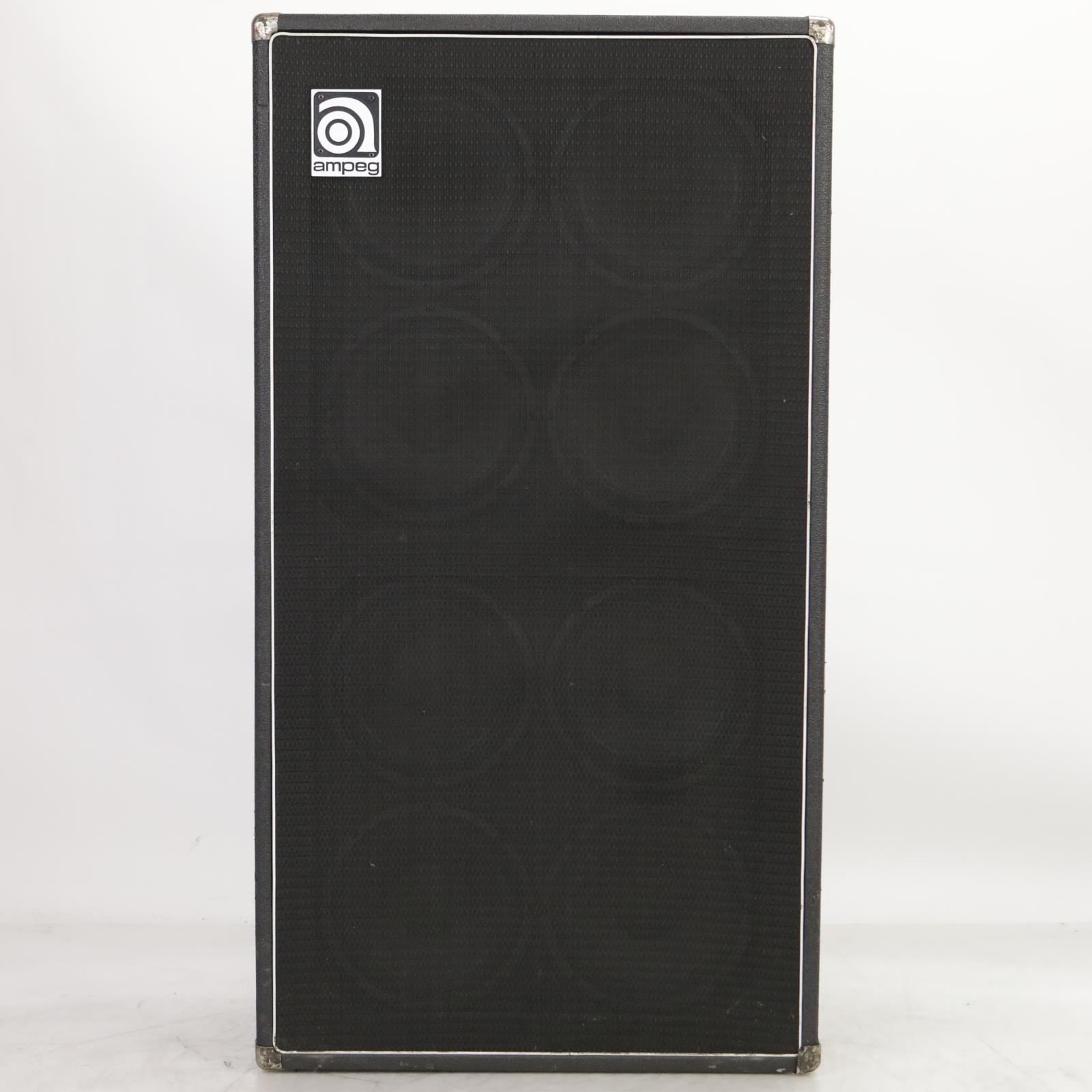 Ampeg USA SVT-810E Bass Speaker Cabinet 8x10 owned by Steve Stevens #37767