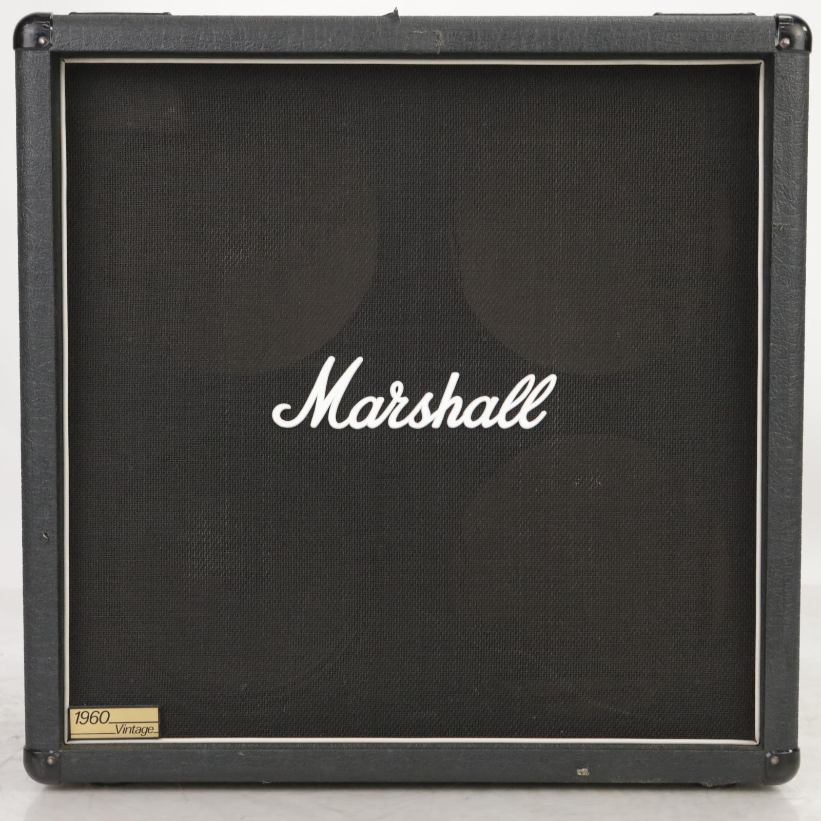 Marshall 1960 Vintage G12 4x12 Speaker Cabinet owned by Steve Stevens #37785