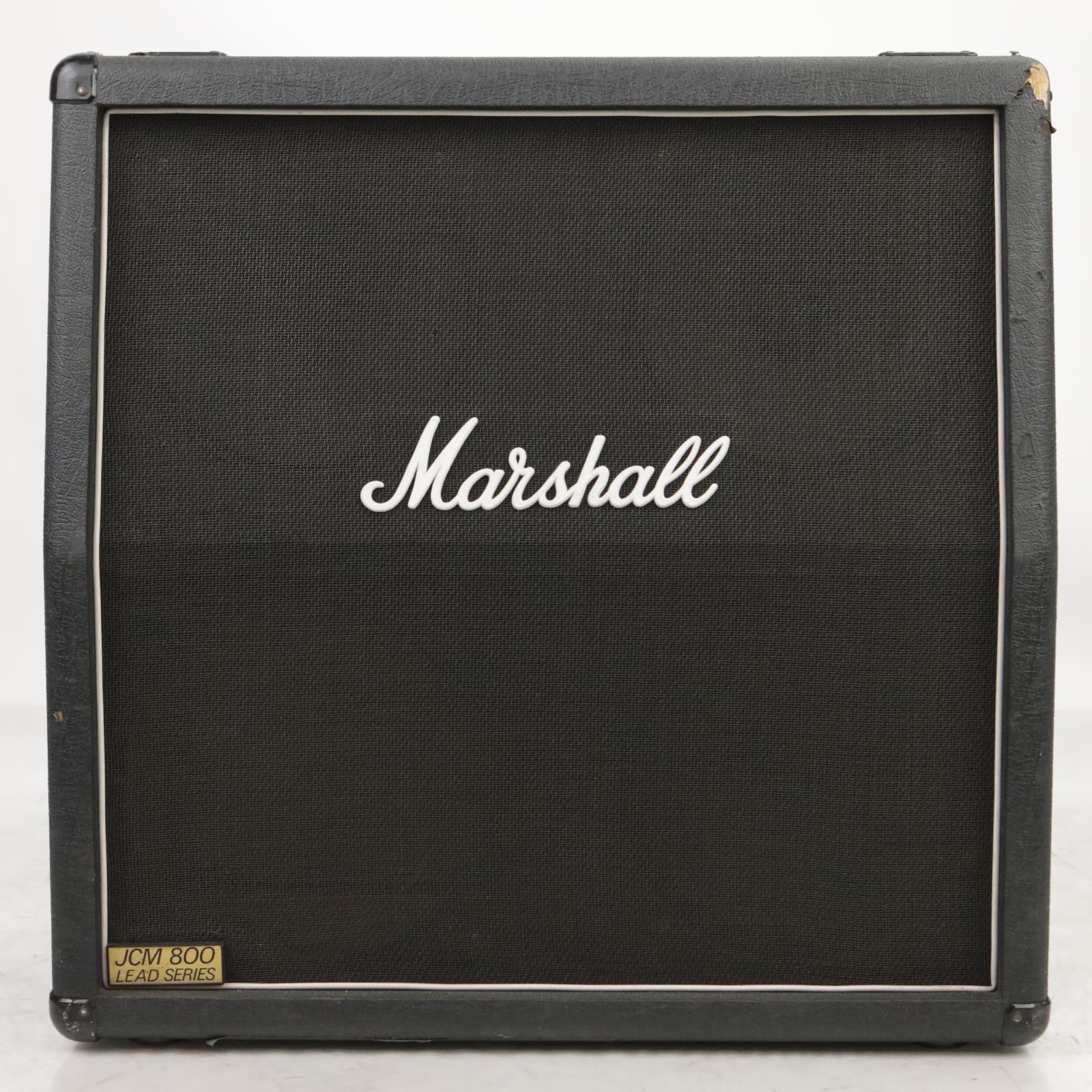 Marshall 1960A Slant 4x12 V-30 Golds Speaker Cabinet Steve Stevens #37782