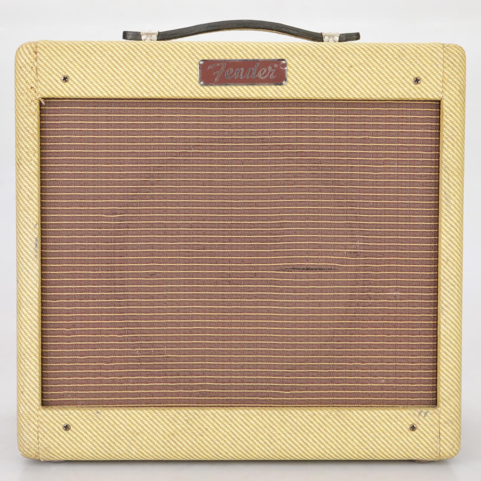 Fender Pro Junior PR 257 Tweed Combo Tube Amplifier Amp Michael Landau #37709