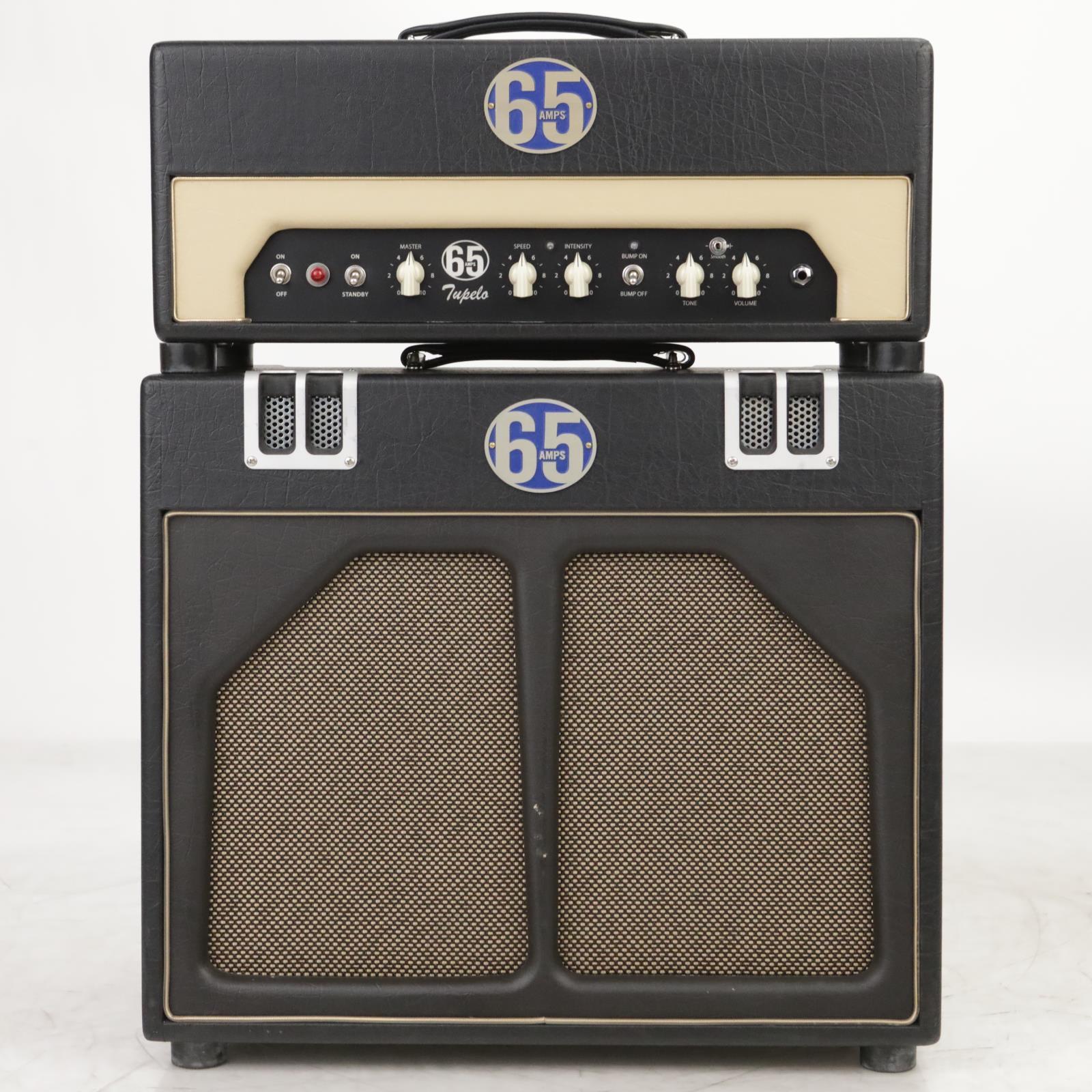 65 Amps Tupelo 20W Tube Guitar Amplifier & 1x12 Speaker Cabinet #37863