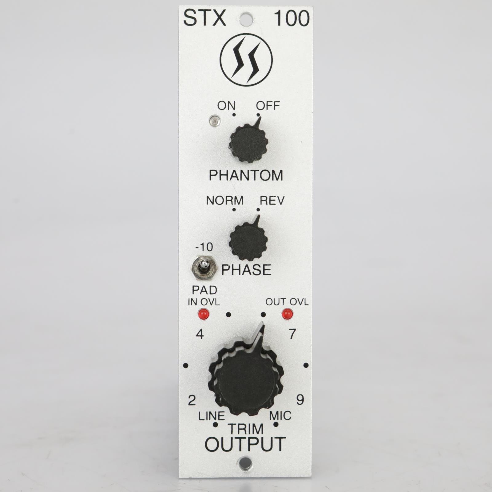 Spectra Sonics STX 100 500 Series Preamp STX100 #37864