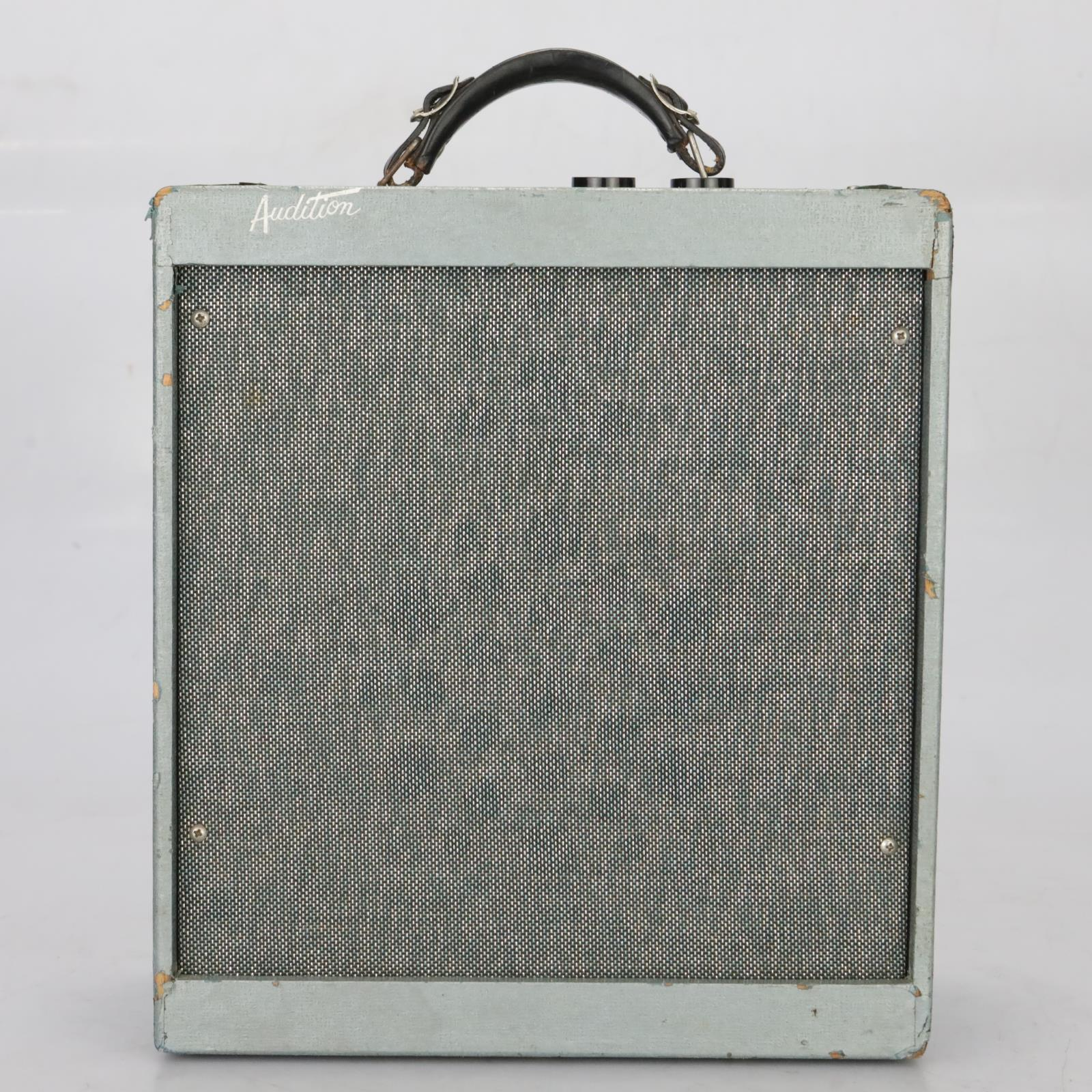 Teisco Audition Solid State Vintage Amplifier Amp Need Service #37666