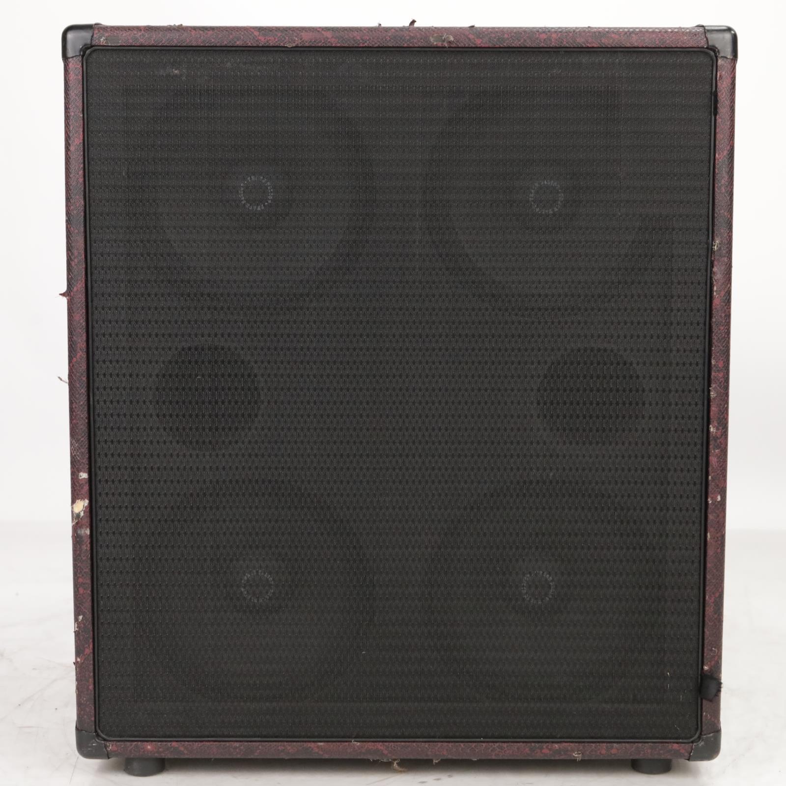 "Mojo Tone 4x10"" 400w 8Ohm Celestion Trace Elliot Bass Speaker Cabinet #37882"