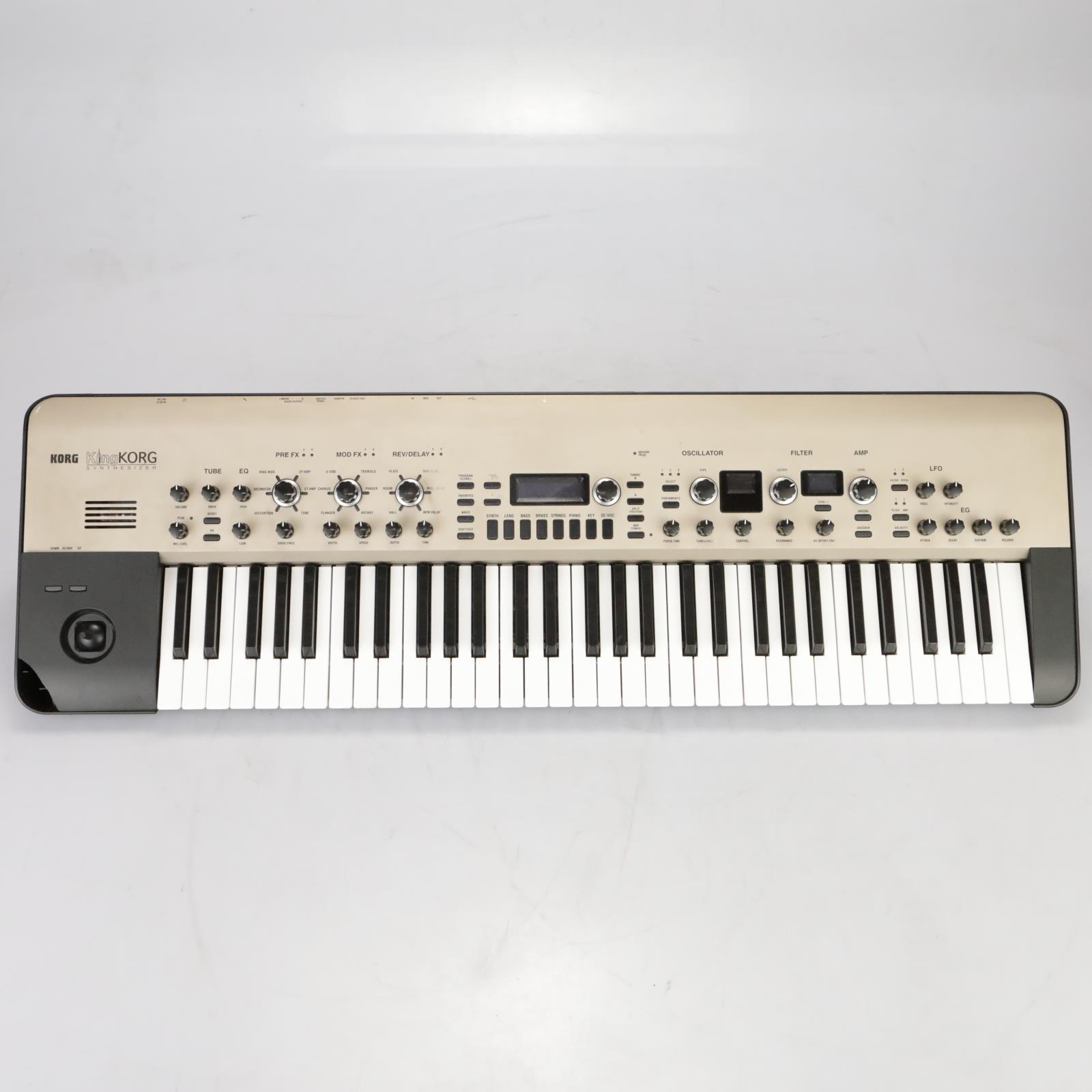 Korg KingKorg 61-Key Analog Modeling Synthesizer Keyboard #37911