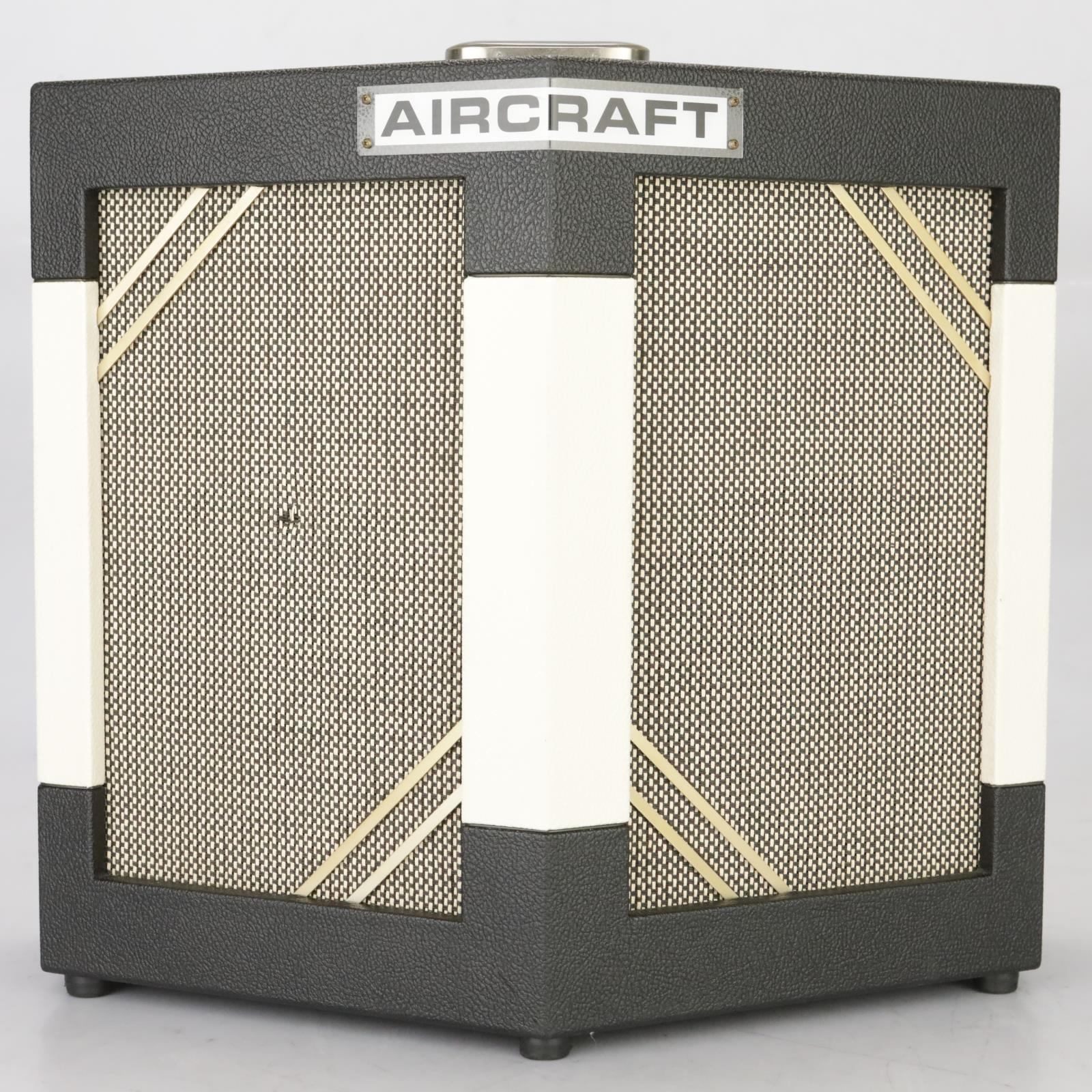 """Aircraft Amplification Atomic 20 18W 2x10"""" Combo Tube Guitar Amplifier #37791"""