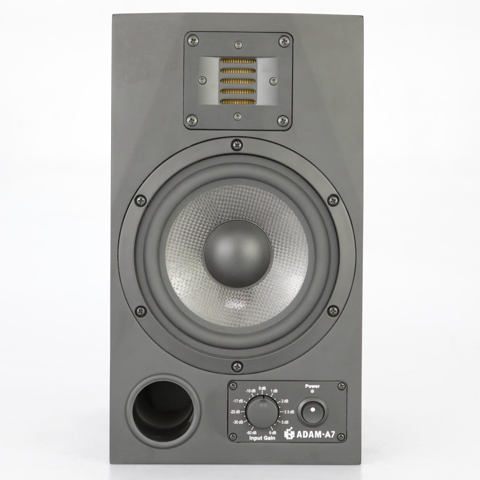 Adam A7 Nearfield Powered Studio Monitor Speaker #37924