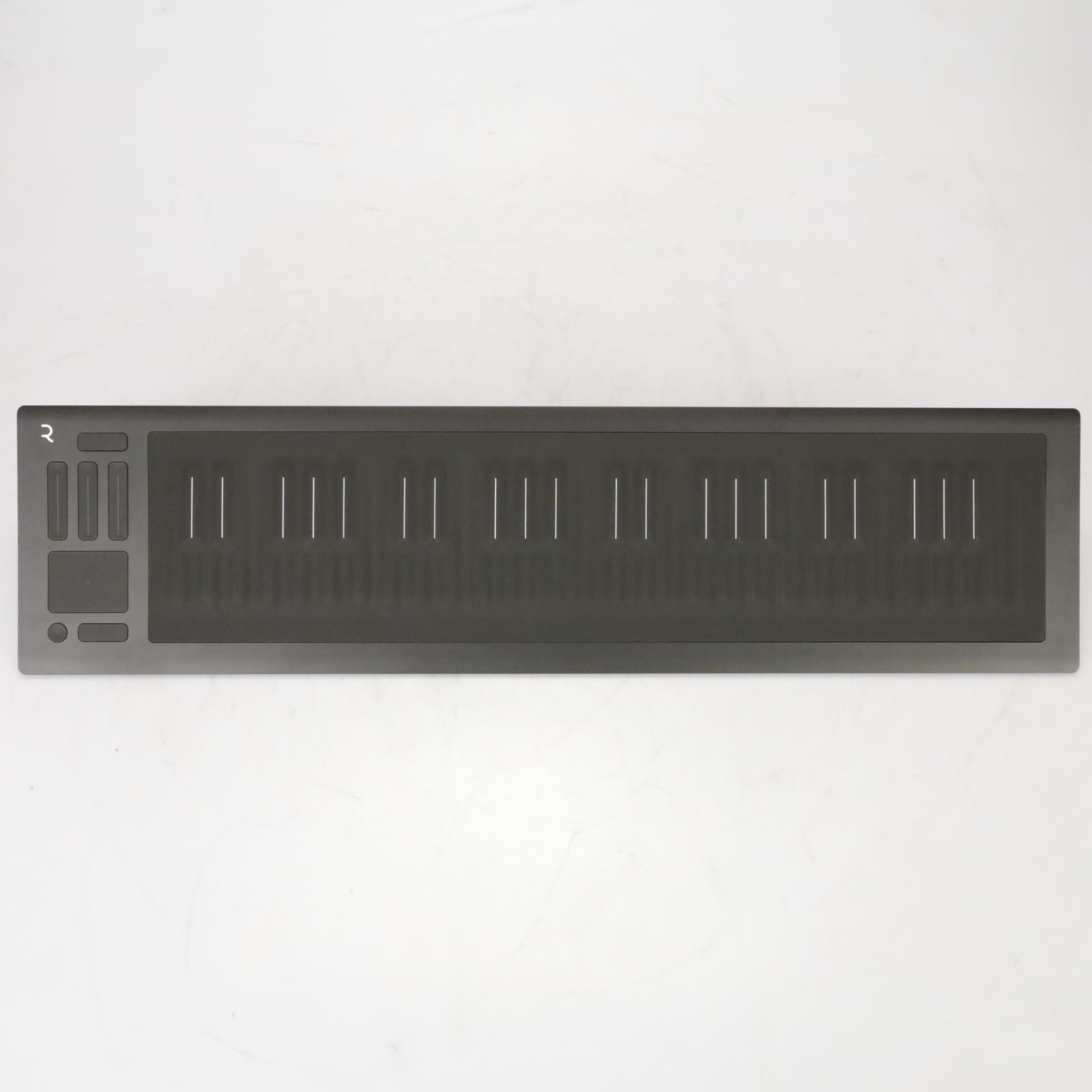 ROLI Seaboard Rise 49 MIDI Controller Keyboard w/ Case #38079