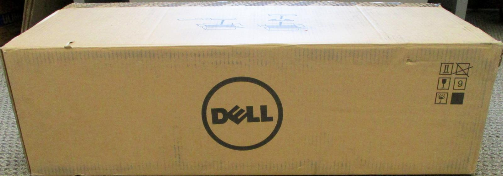 P//N: 0HXDW0 Dell Dual Flat Panel Monitor Stand for Dual Monitor Setup NEW!!!!!