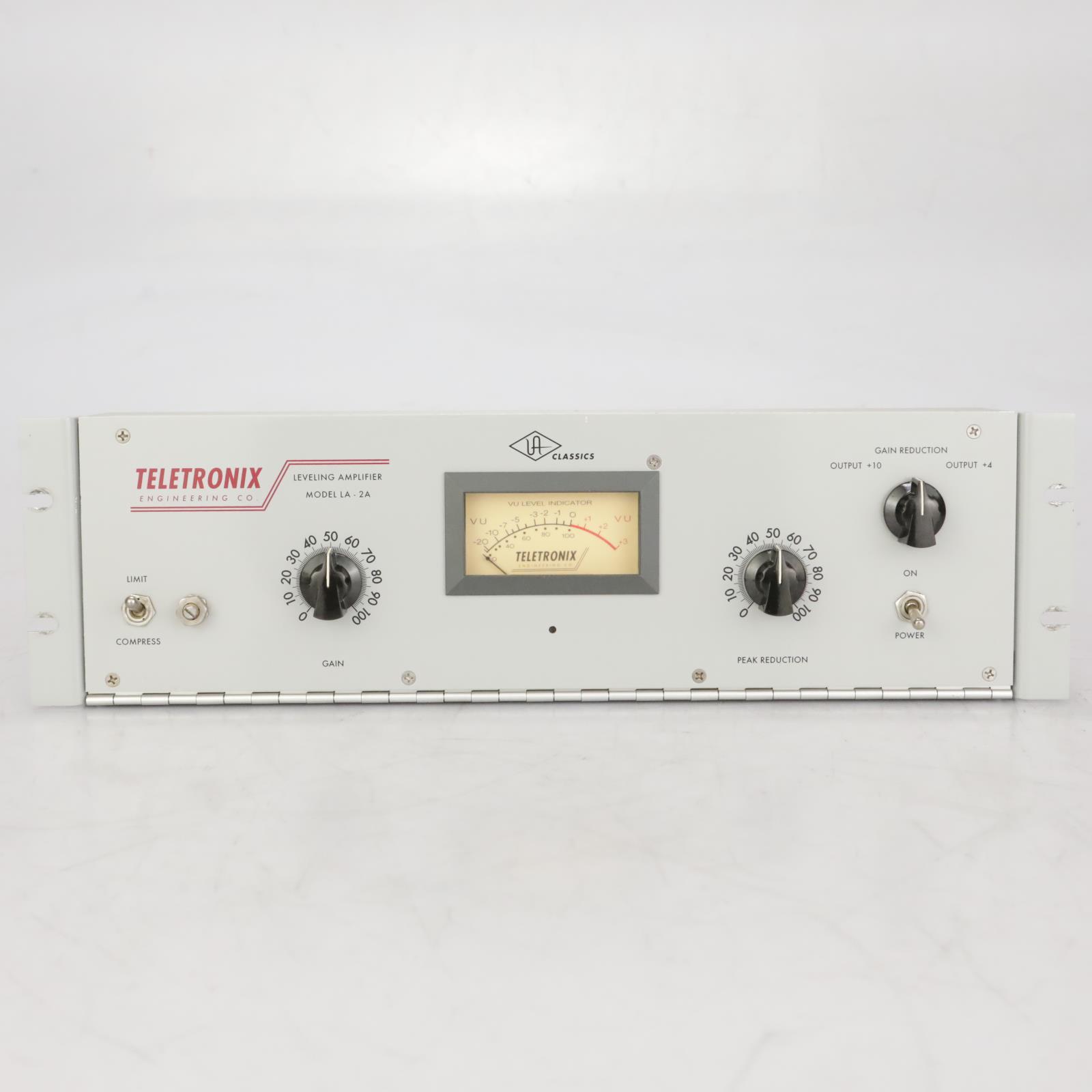 Universal Audio LA-2A Optical Limiter Compressor Dynamics #38350
