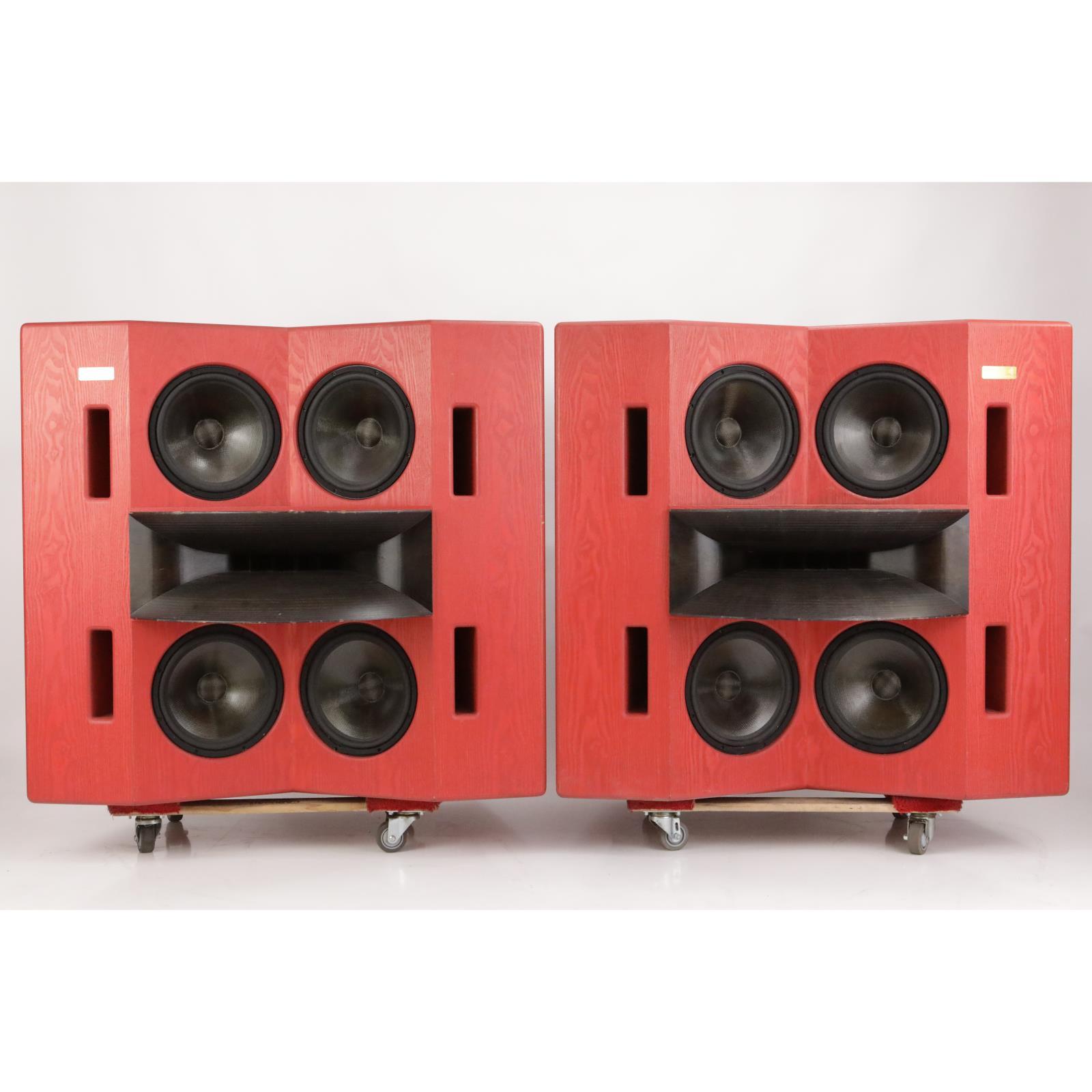 Rey Audio Kinoshita WARP 7 Recording Studio Mains Speakers Monitors #38294