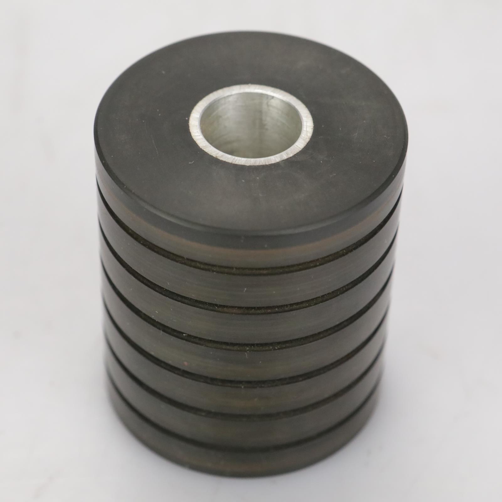 "MCI JH24 JH-100 JH-16 2"" Tape Machine Pinch Roller #38397"