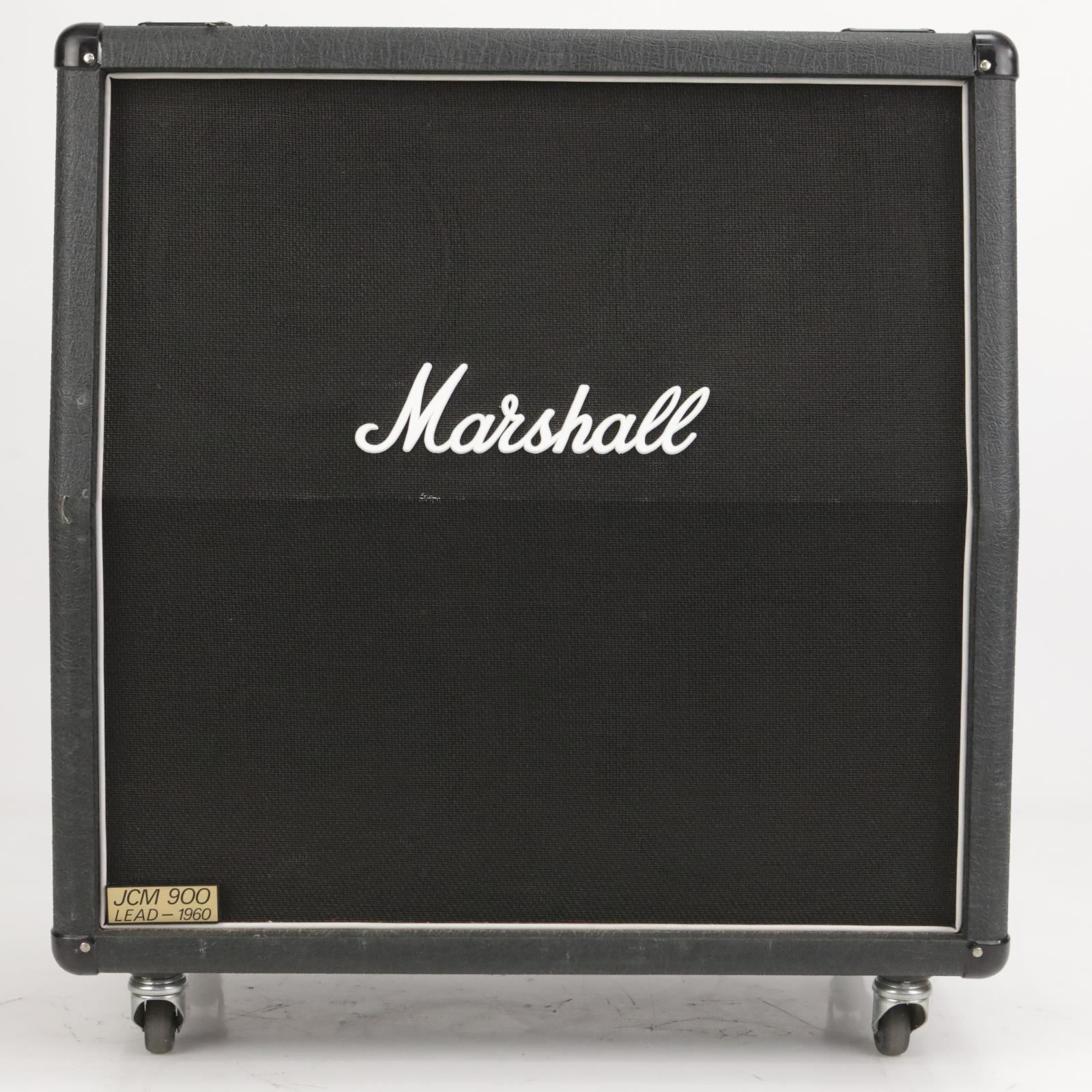Marshall JCM 900 Lead 1960A 4x12 300w Angled Guitar Speaker Cabinet #38437