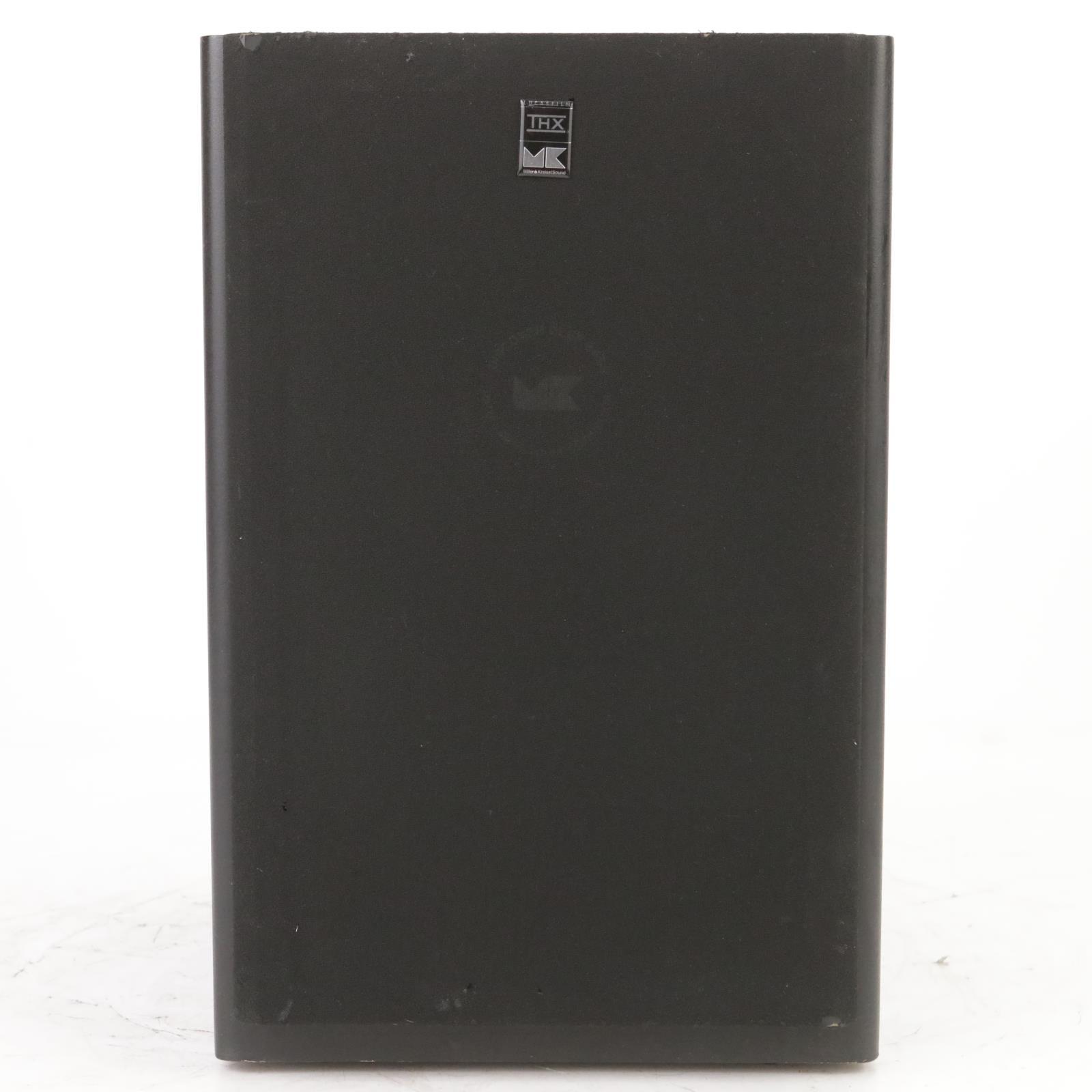 M&K MX-350 THX Powered Active Subwoofer Monitor Speaker #38558