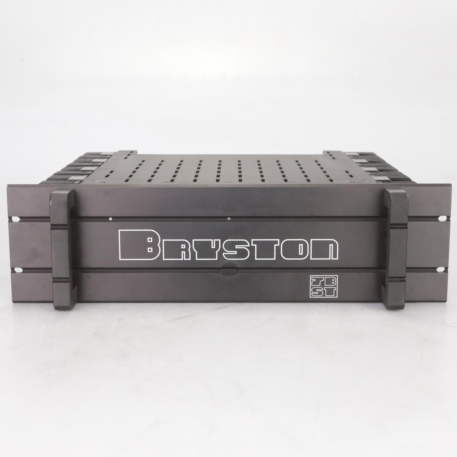 Bryston 7B ST Mono Solid State Power Amplifier #38640