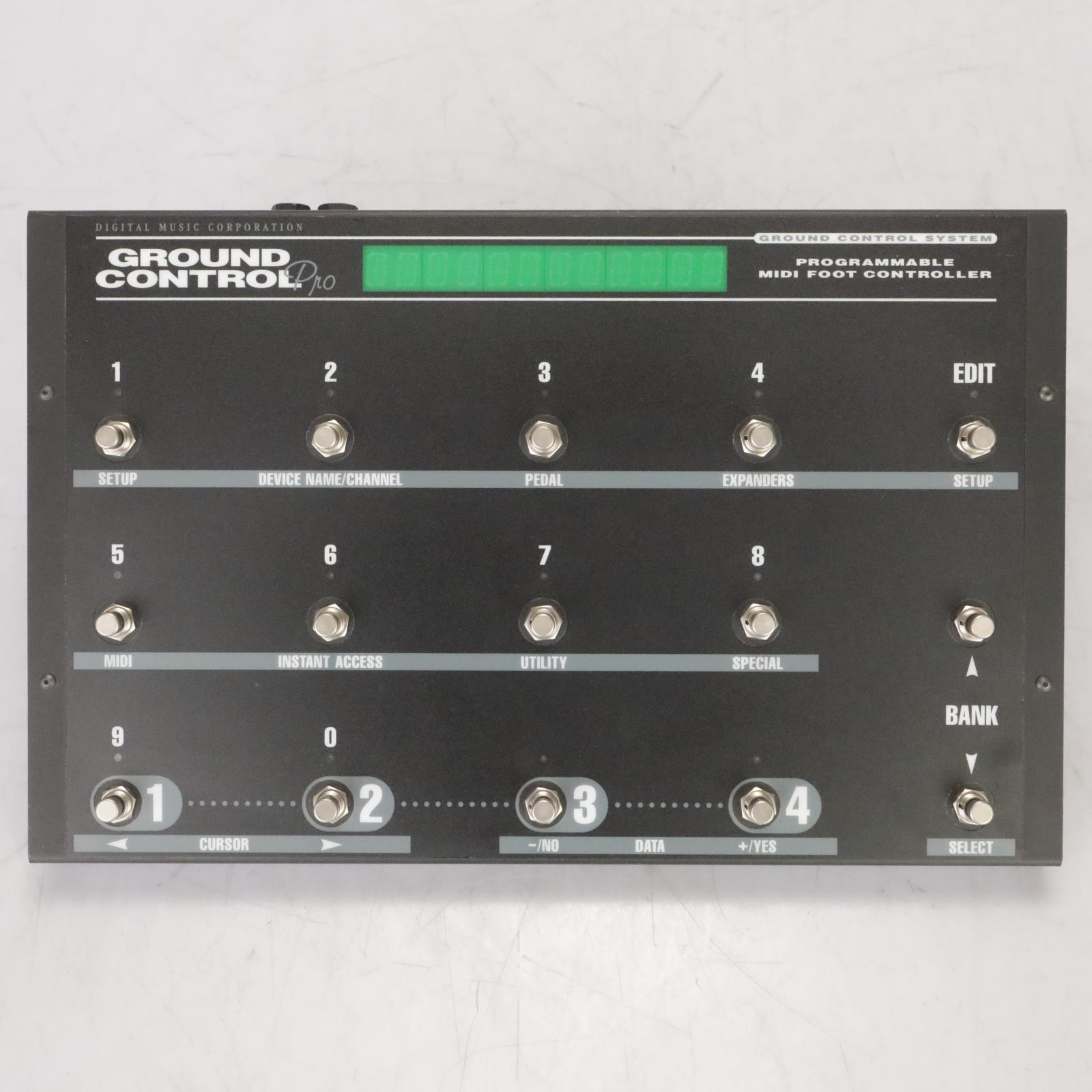 Digital Music Corporation Voodoo Lab Ground Control Pro Owned by Garbage #38674