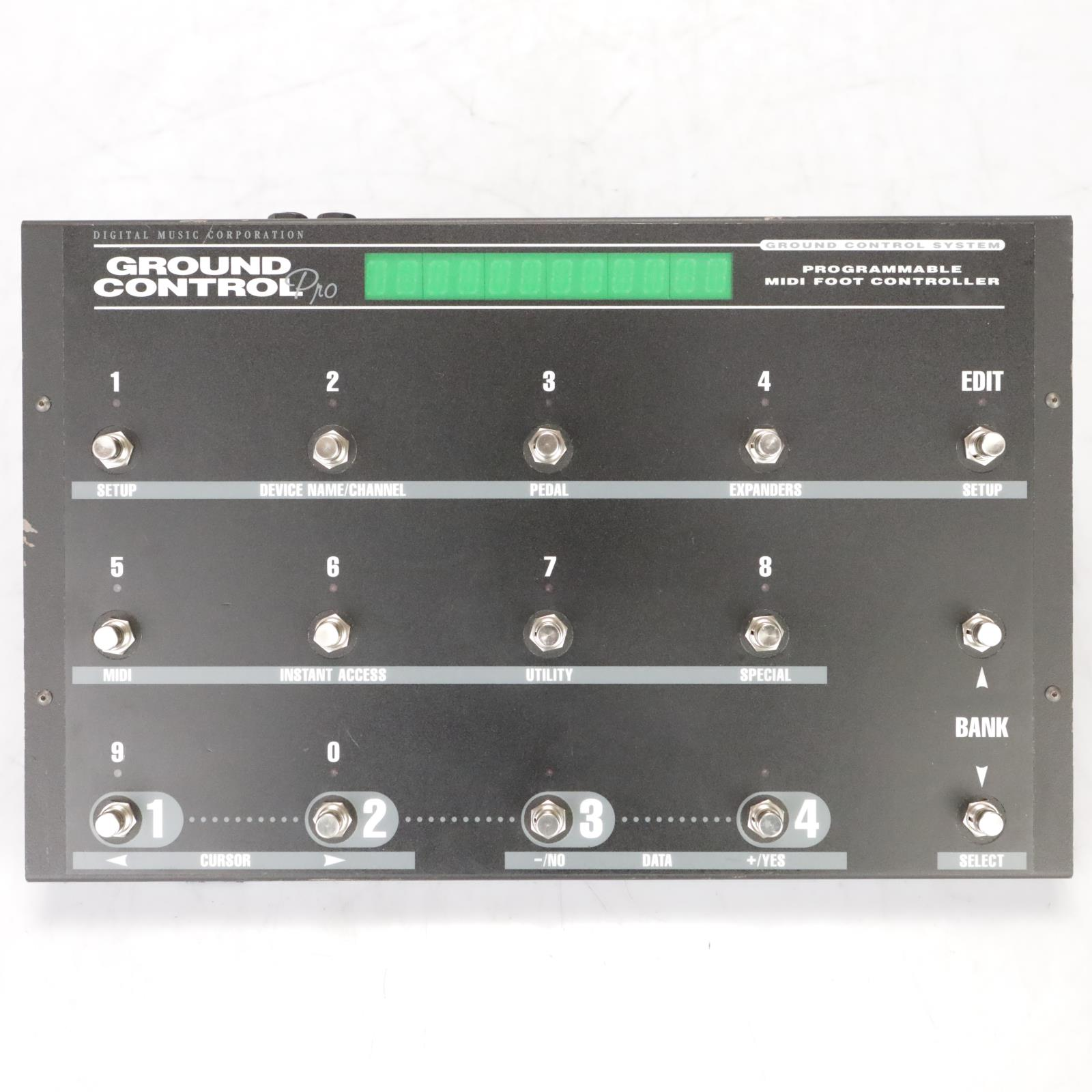 Digital Music Corporation Voodoo Lab Ground Control Pro Owned by Garbage #38679