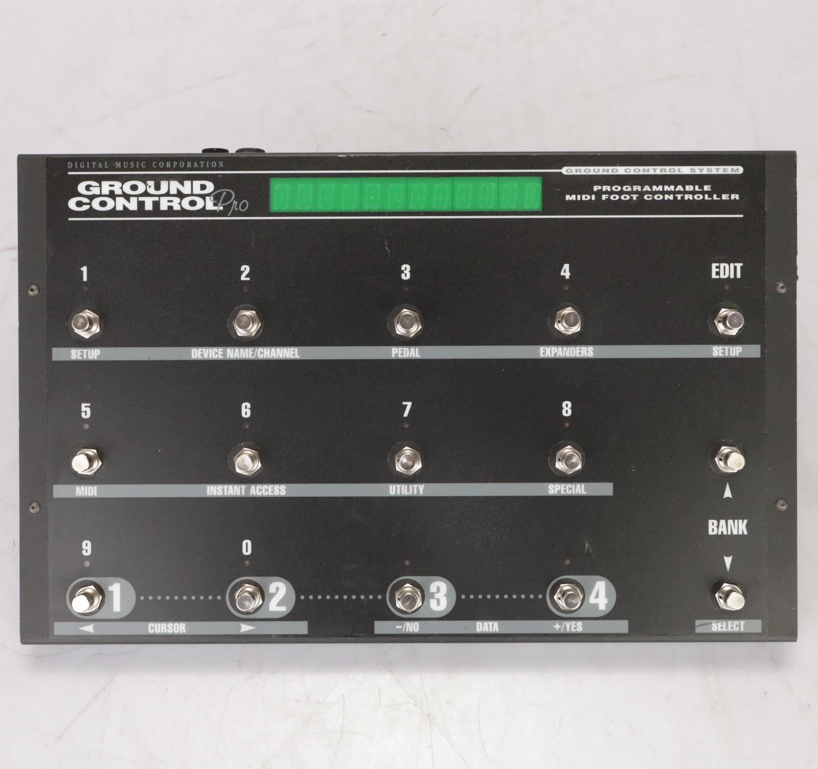 Digital Music Corporation Voodoo Lab Ground Control Pro Owned by Garbage #38678