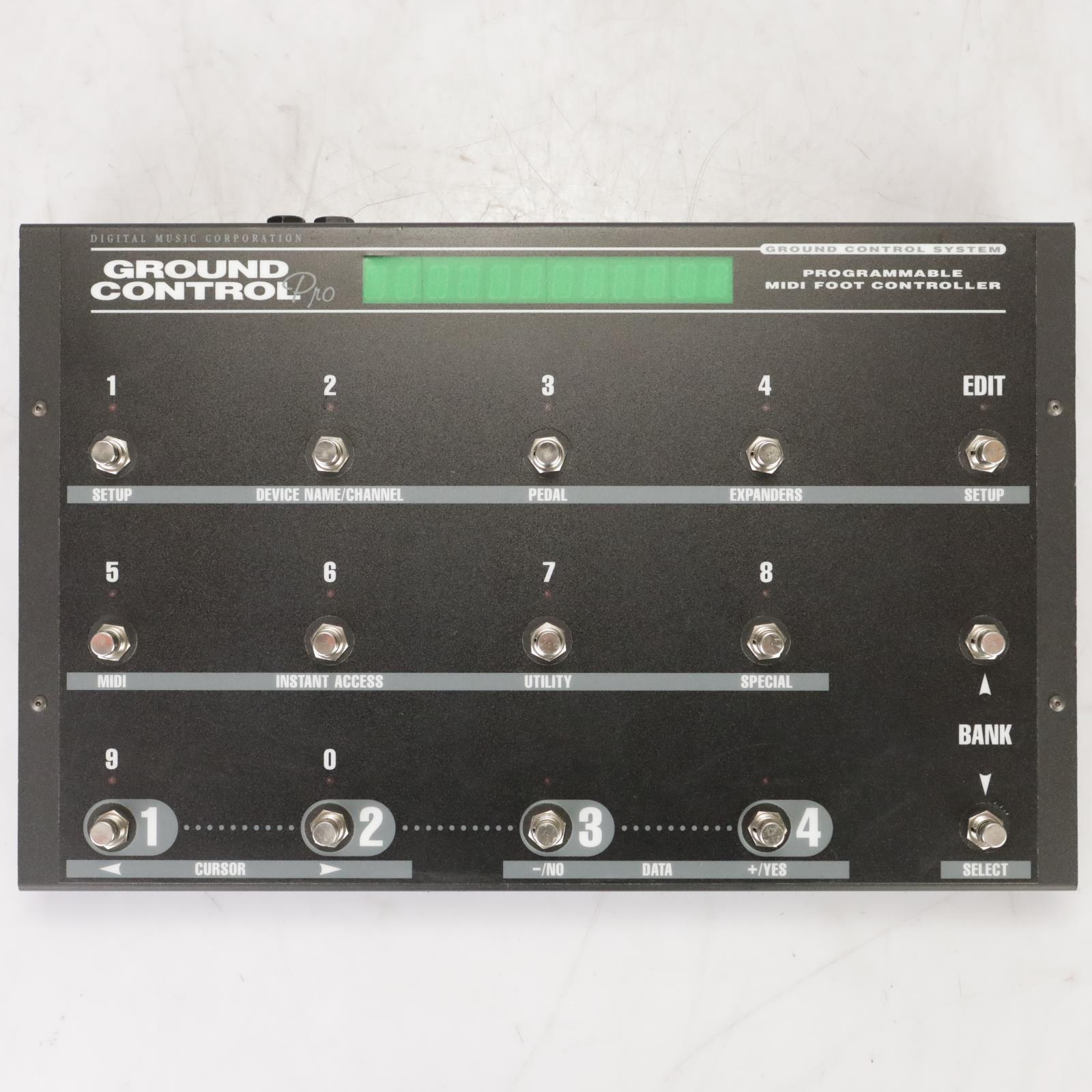 Digital Music Corporation Voodoo Lab Ground Control Pro Owned by Garbage #38677