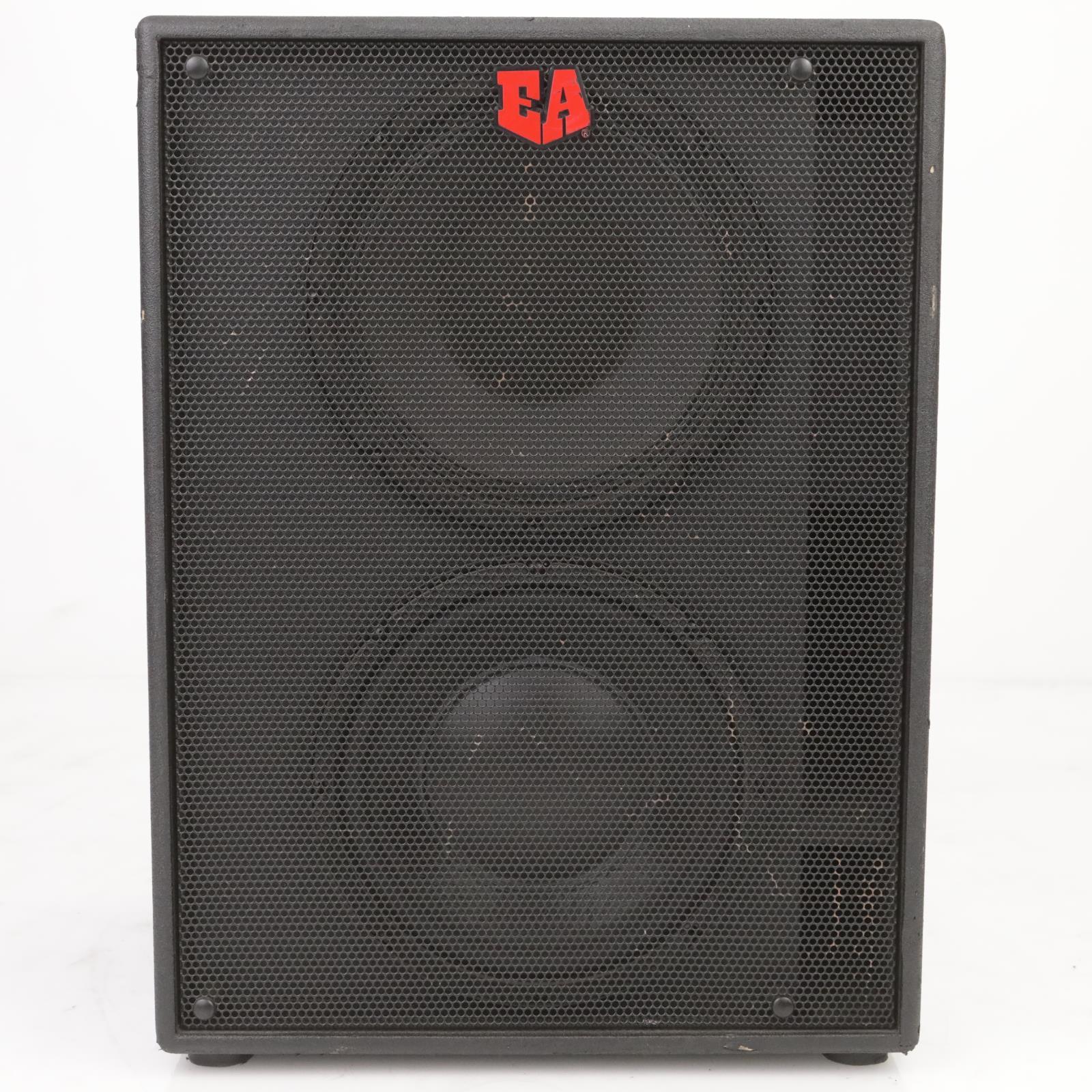 Euphonic Audio EA CxL 210E Speaker 8ohm Cabinet Signed By Leland Sklar #38784