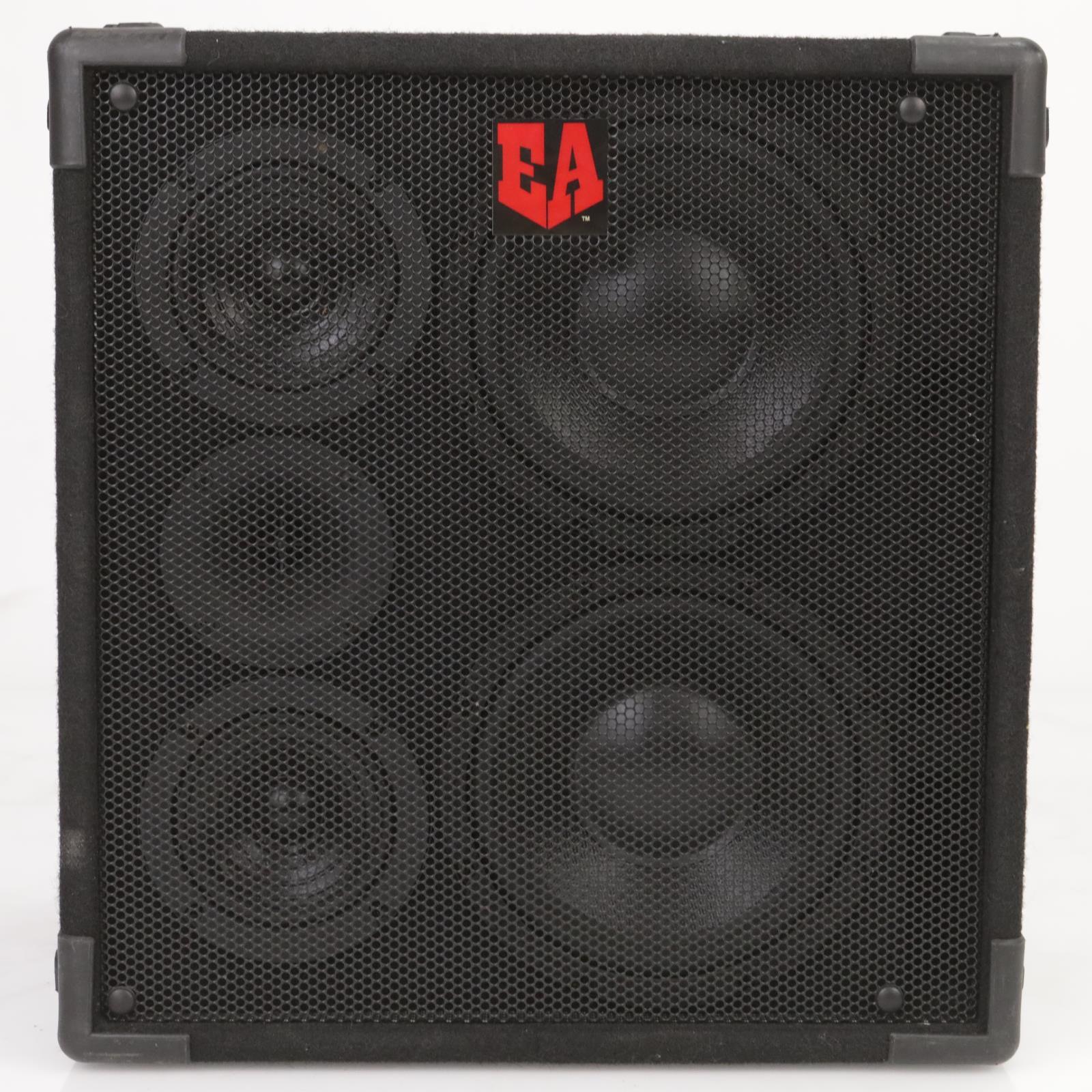 Euphonic Audio EA VL208 200w Bass Speaker Cabinet Owned by Leland Sklar #38789