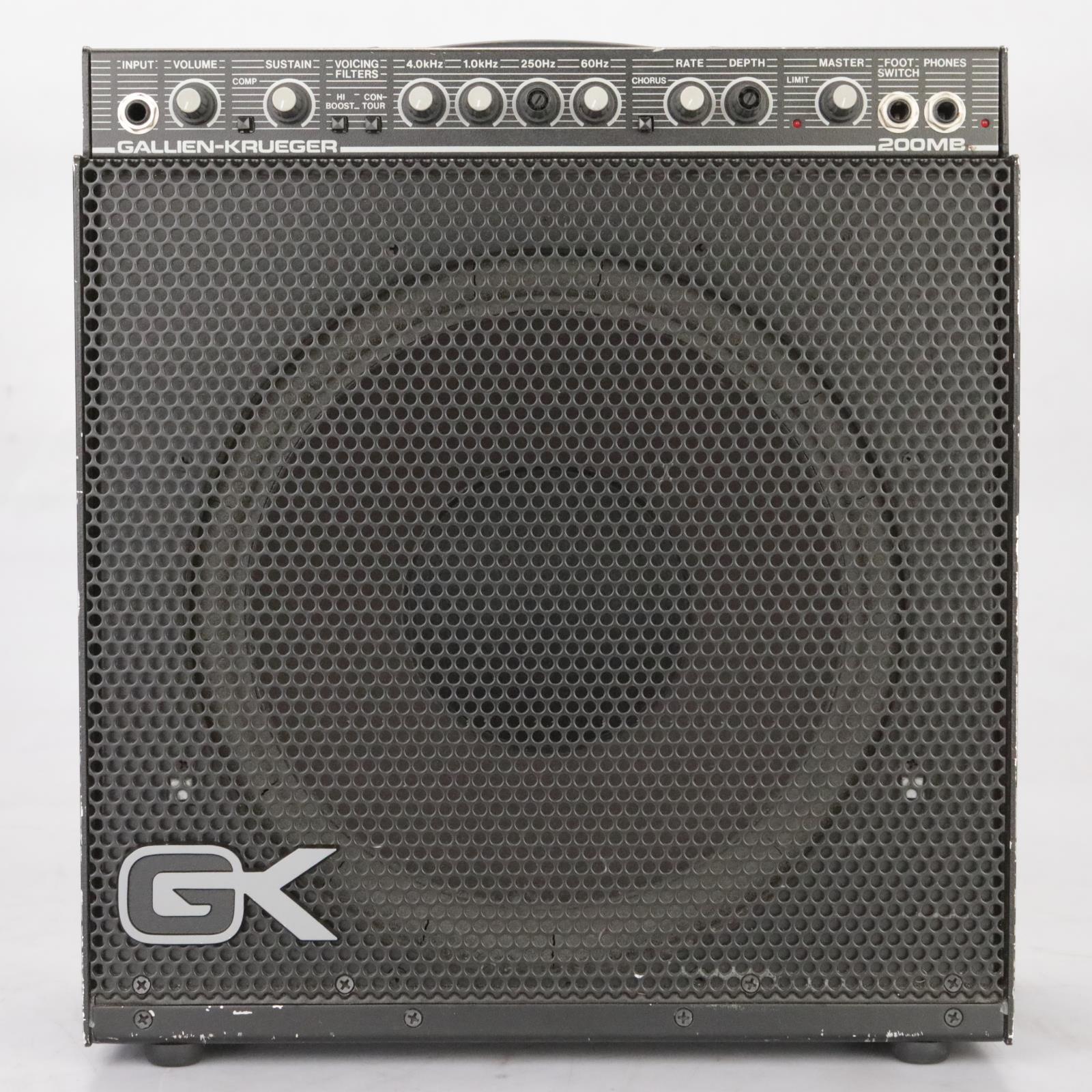 Gallien-Krueger 200MB Series II Bass Combo Amp Owned By Leland Sklar #38762