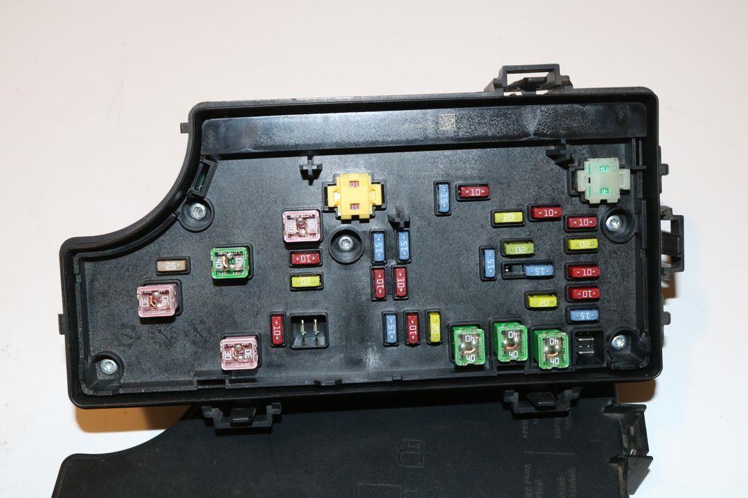 Fuse Box On Jeep Patriot