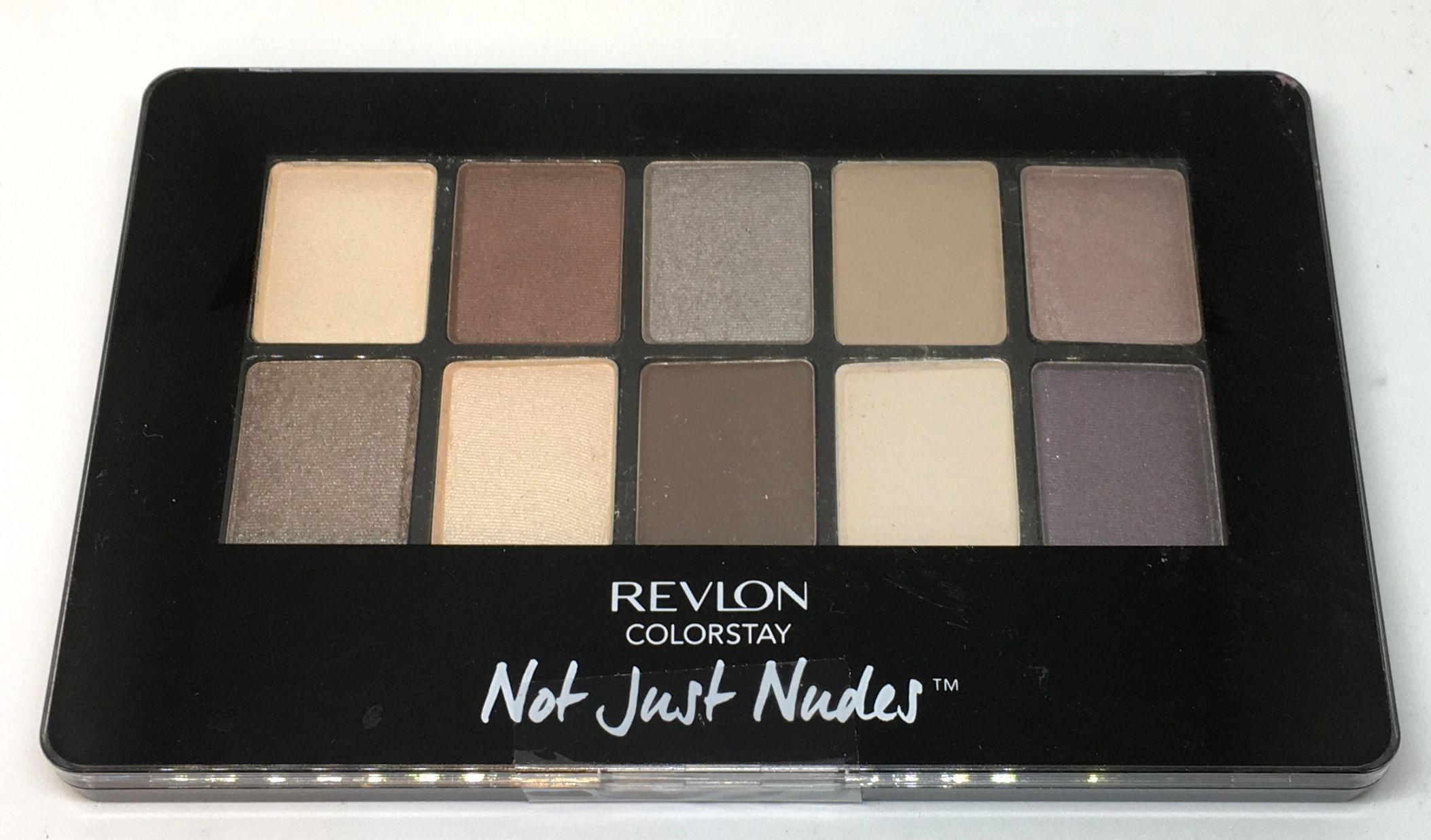 Revlon Colorstay 02 Romantic Nudes Eye Shadow Palette Not ...