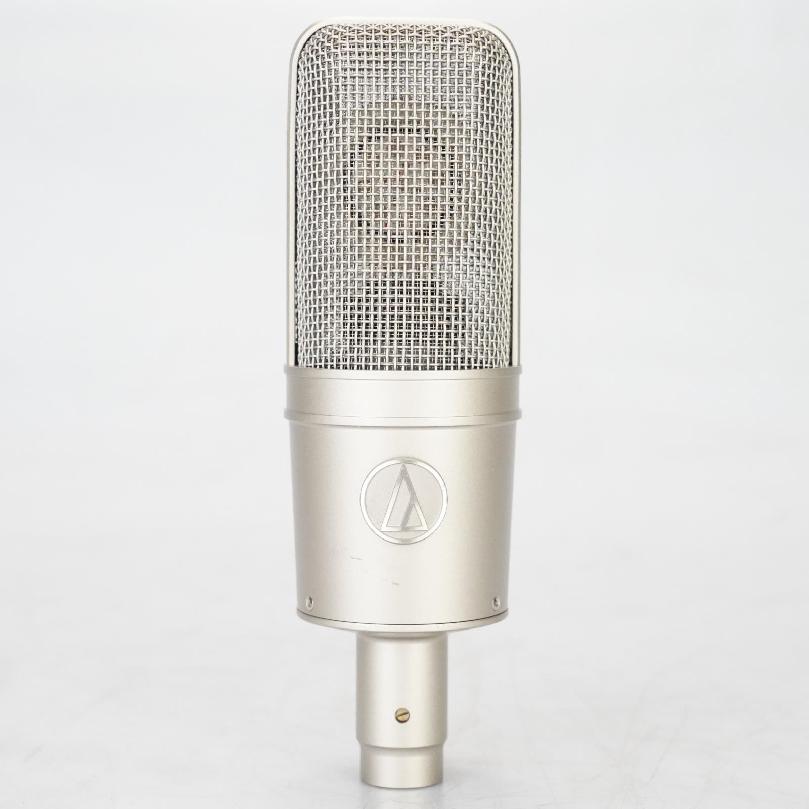 Audio Technica AT4047/SV Cardioid Condenser Microphone Ed Cherney #39021