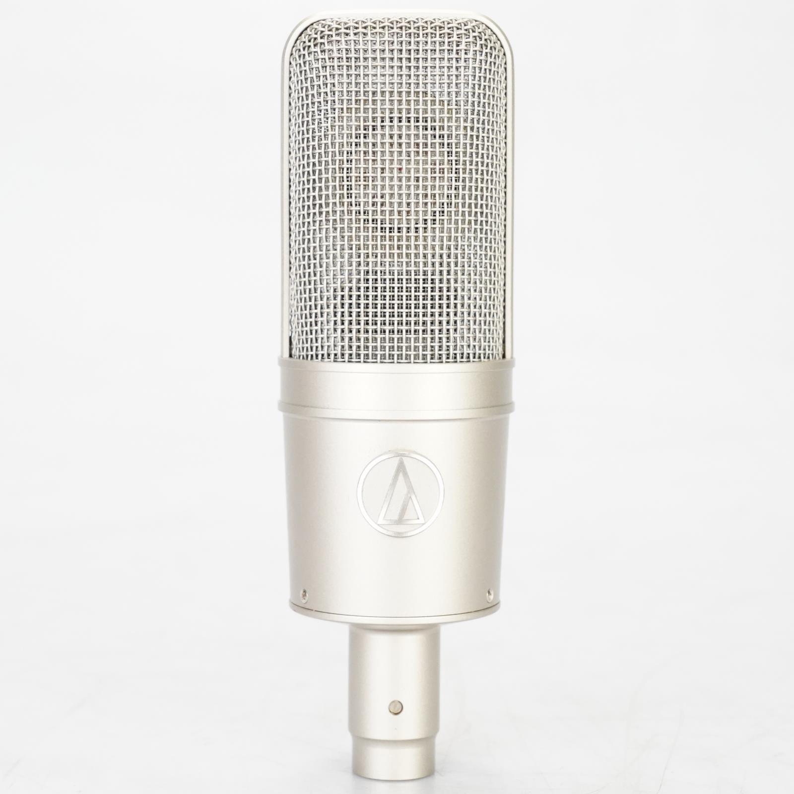 Audio Technica AT4047/SV Cardioid Condenser Microphone Ed Cherney #39022