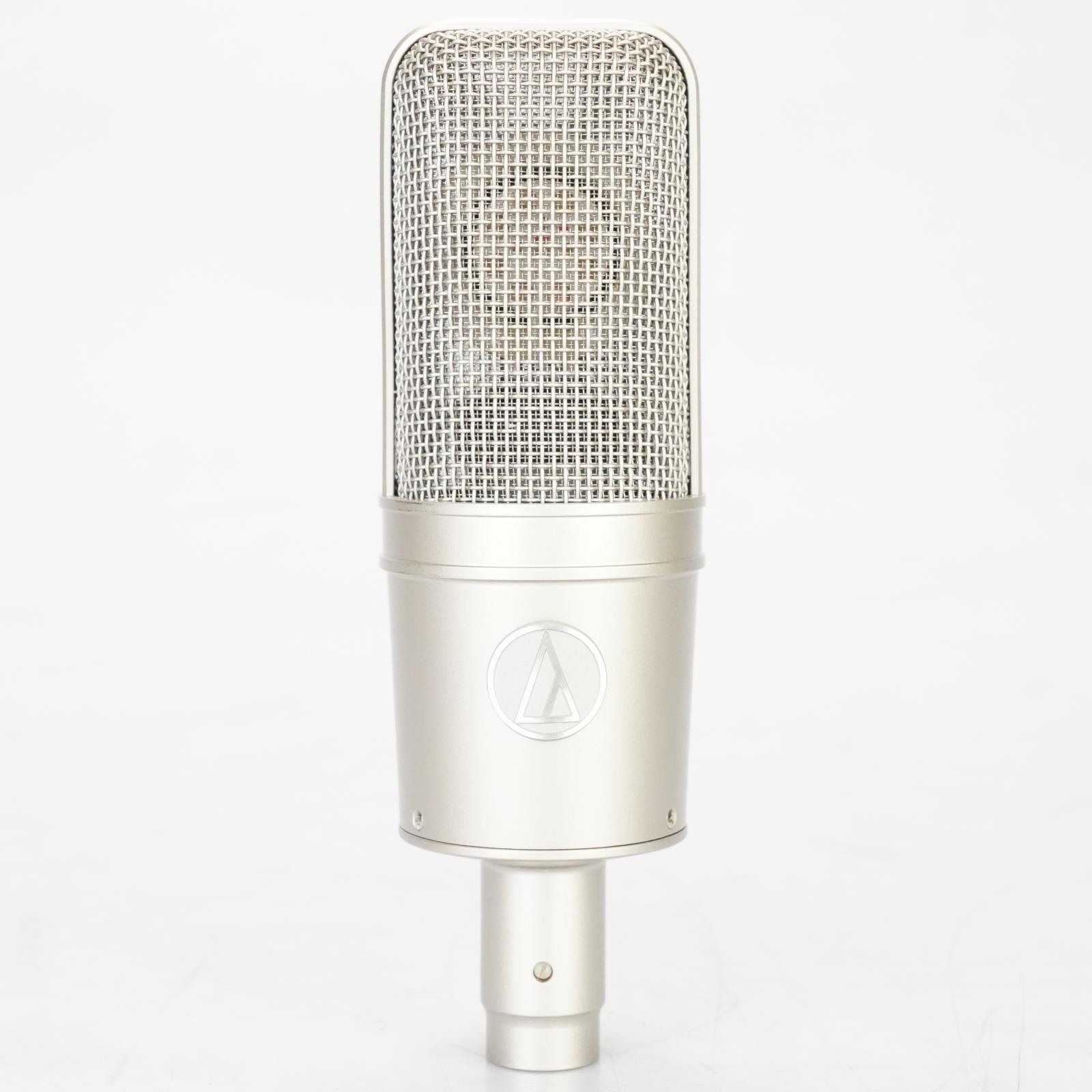 Audio Technica AT4047/SV Cardioid Condenser Microphone Ed Cherney #39024