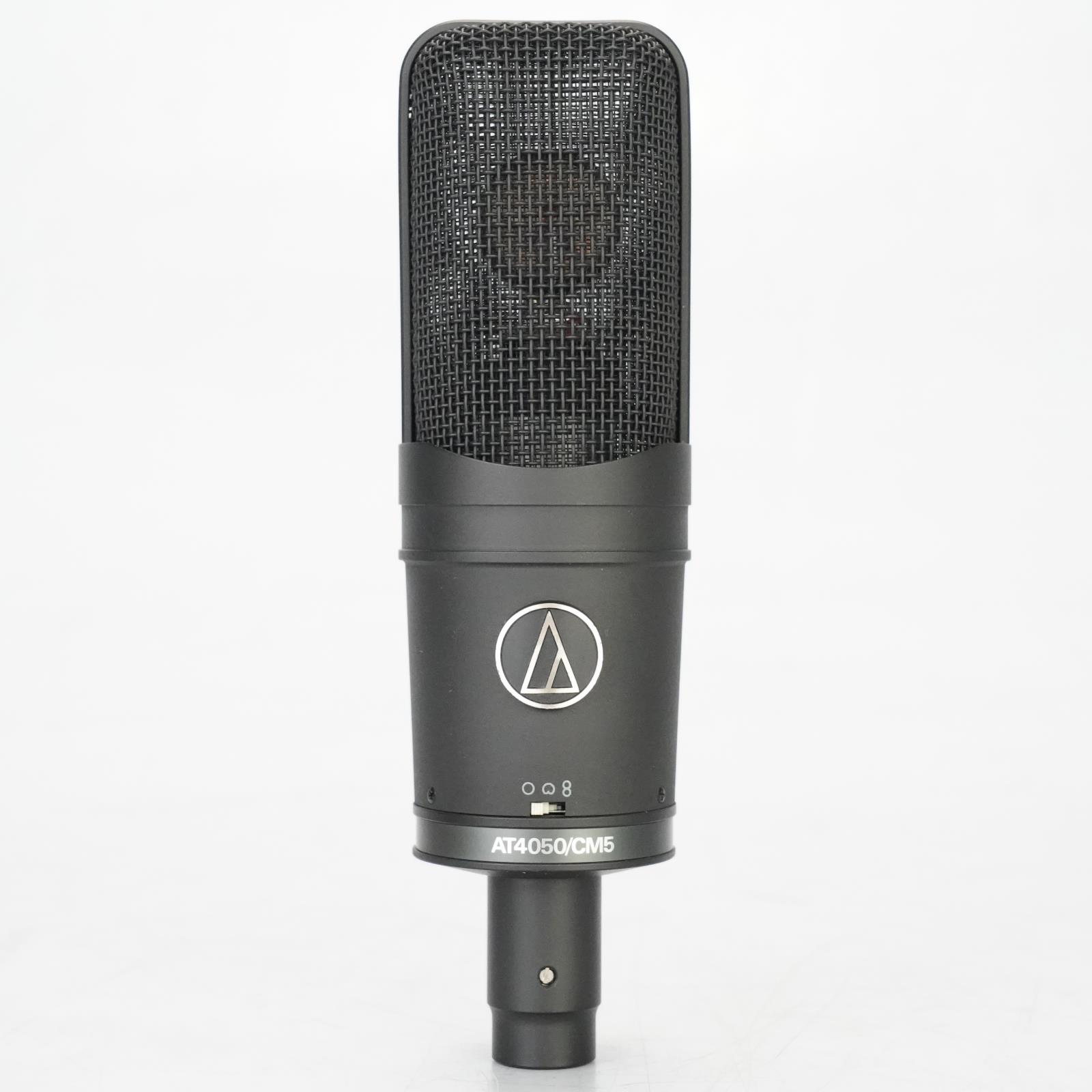 Audio Technica AT4050/CM5 Multi-Pattern Condenser Microphone Ed Cherney #39012