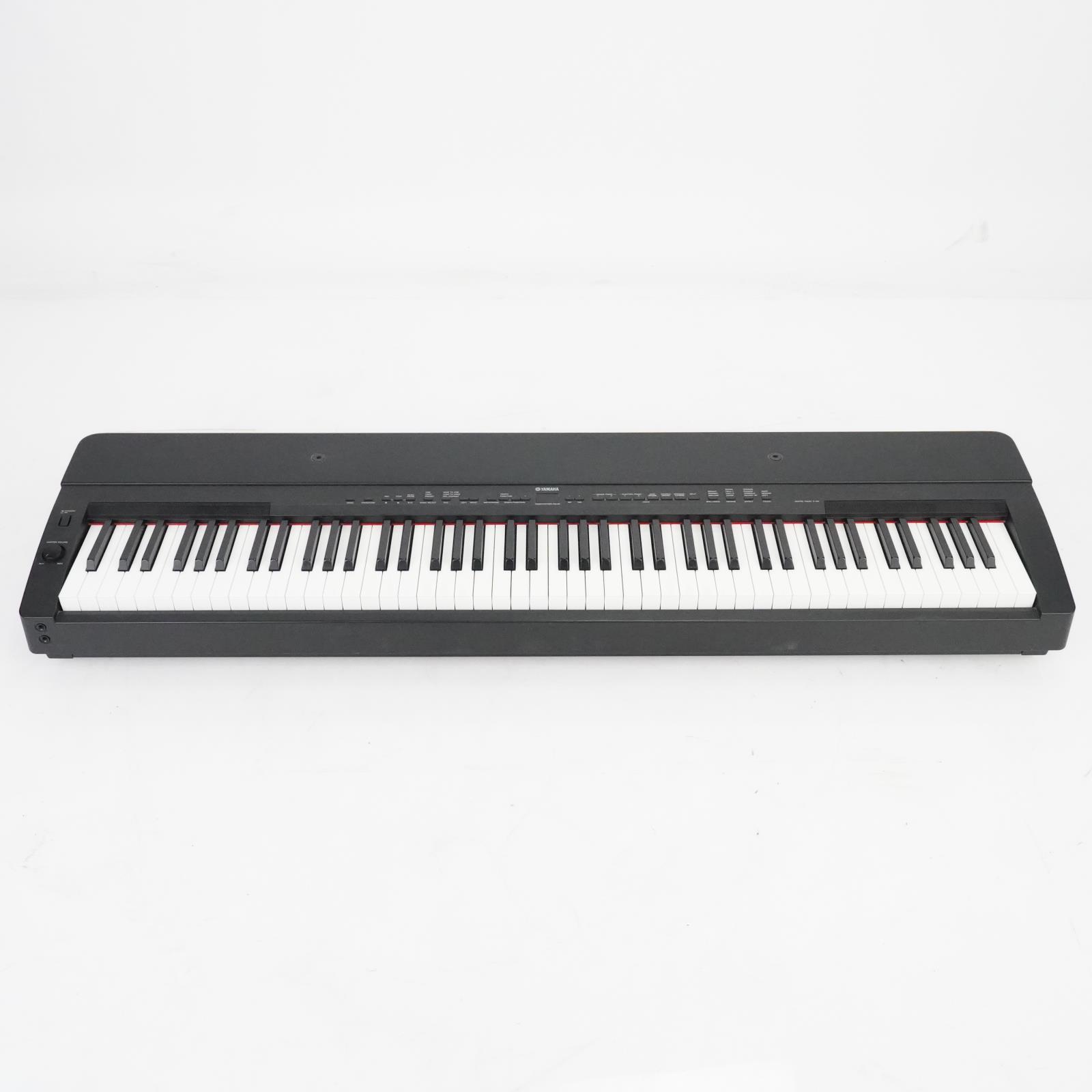 Yamaha  P-155B P-155 88-Key Digital Piano Keyboard John Corey The Who #38986