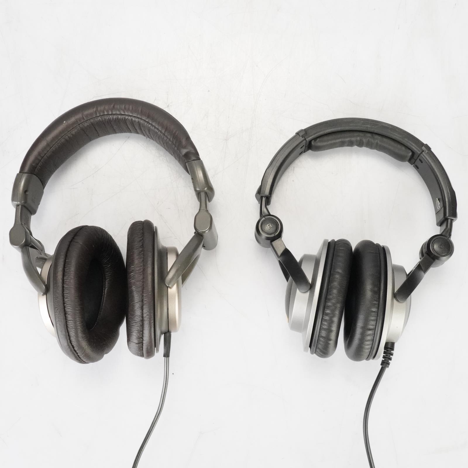Sony MDR-V900 & Ultrasone HFI-650 Studio Headphones Owned by Ed Cherney #39050