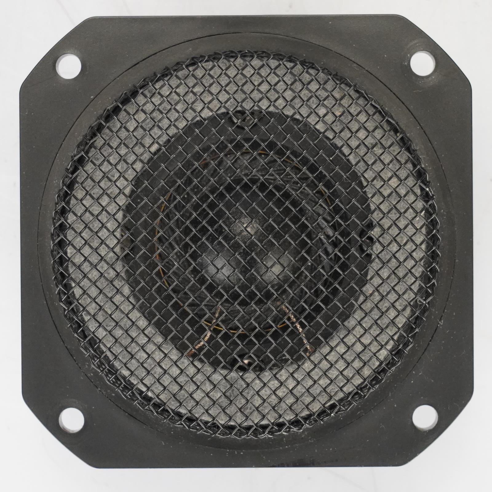 Yamaha NS-10M Studio JA0518A Factory Speaker Tweeter owned by Ed Cherney #39127