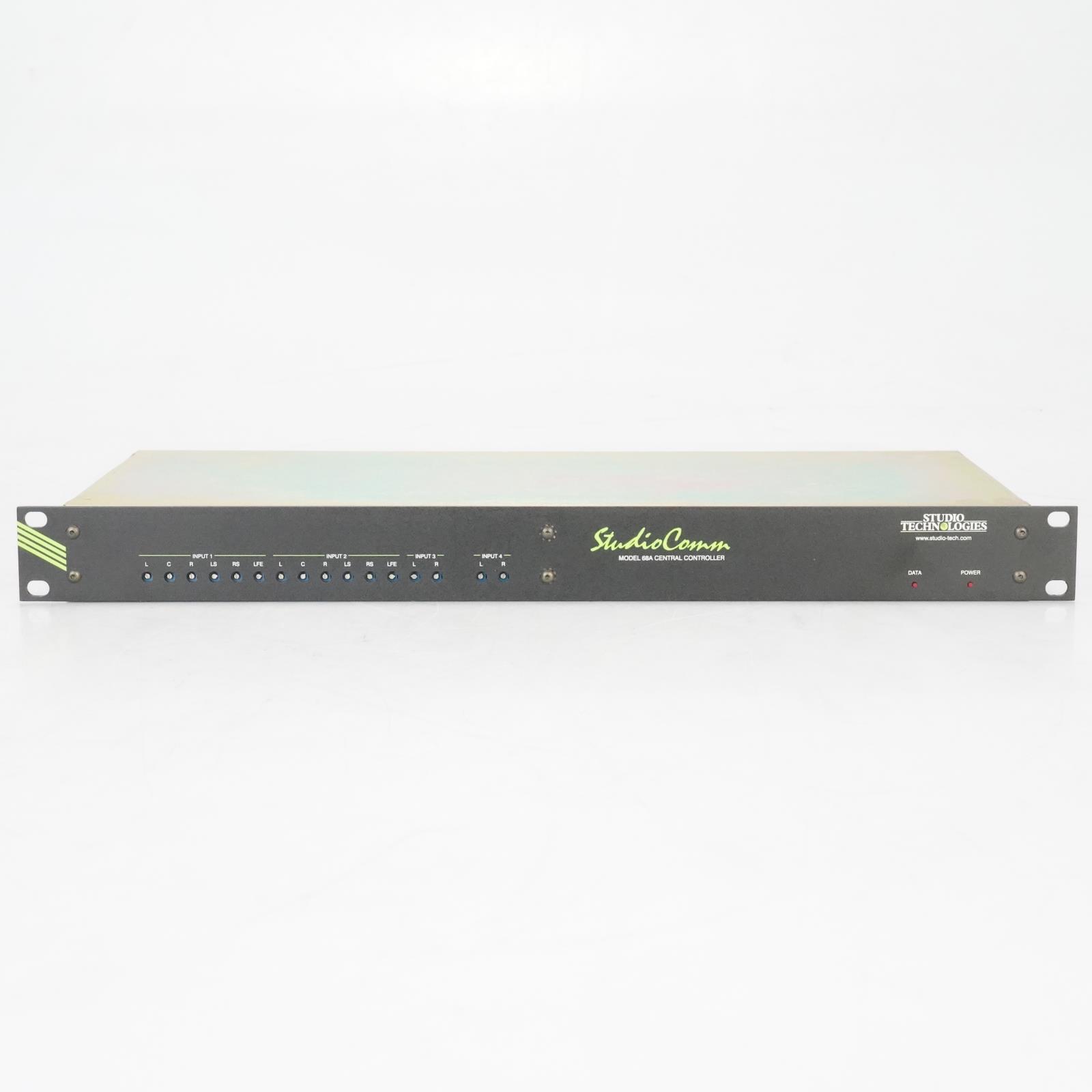 Studio Technologies Comm 69A Console 68A Monitor Controller Ed Cherney #39070