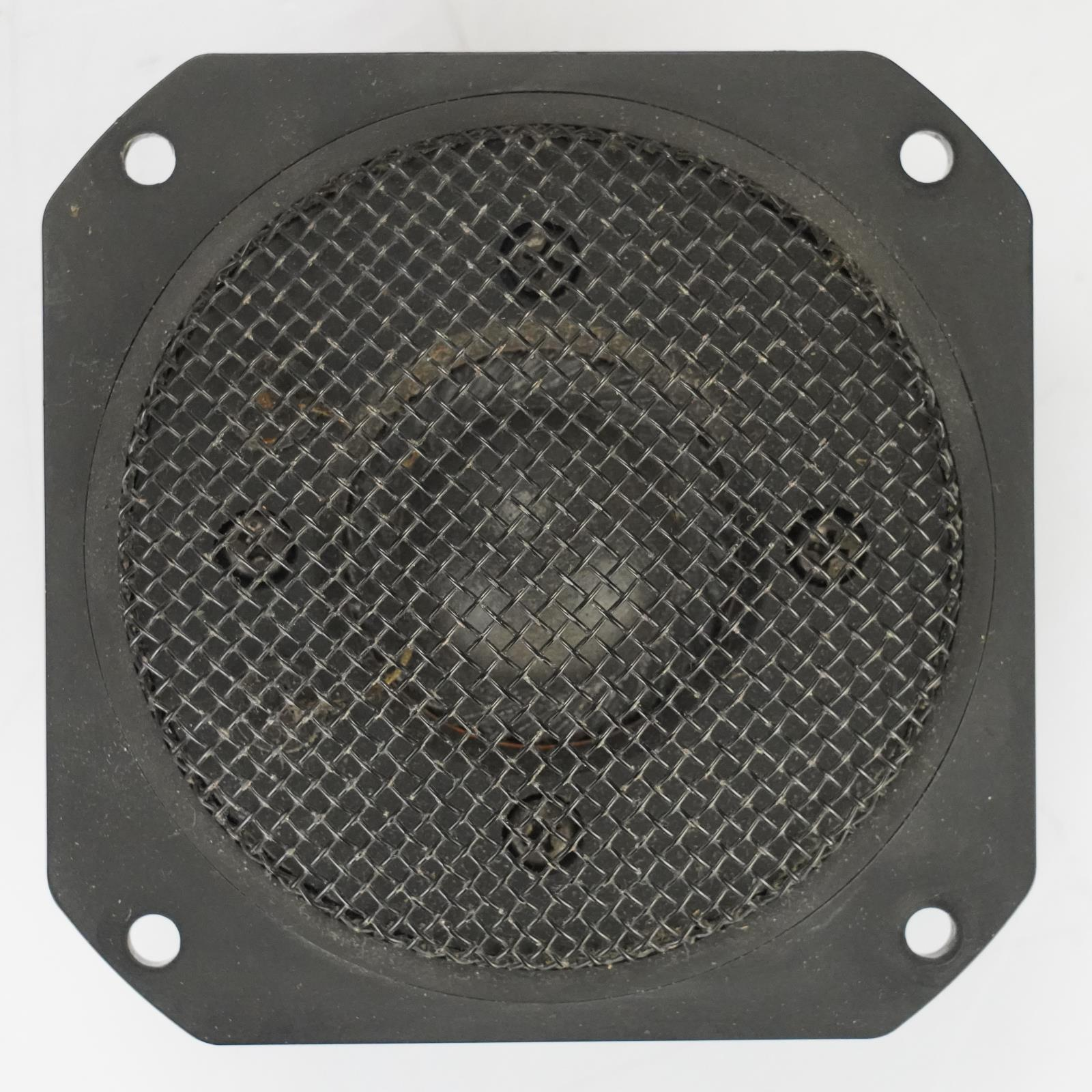 Yamaha NS-10M JA-0518 Factory Speaker Tweeter owned by Ed Cherney #39129