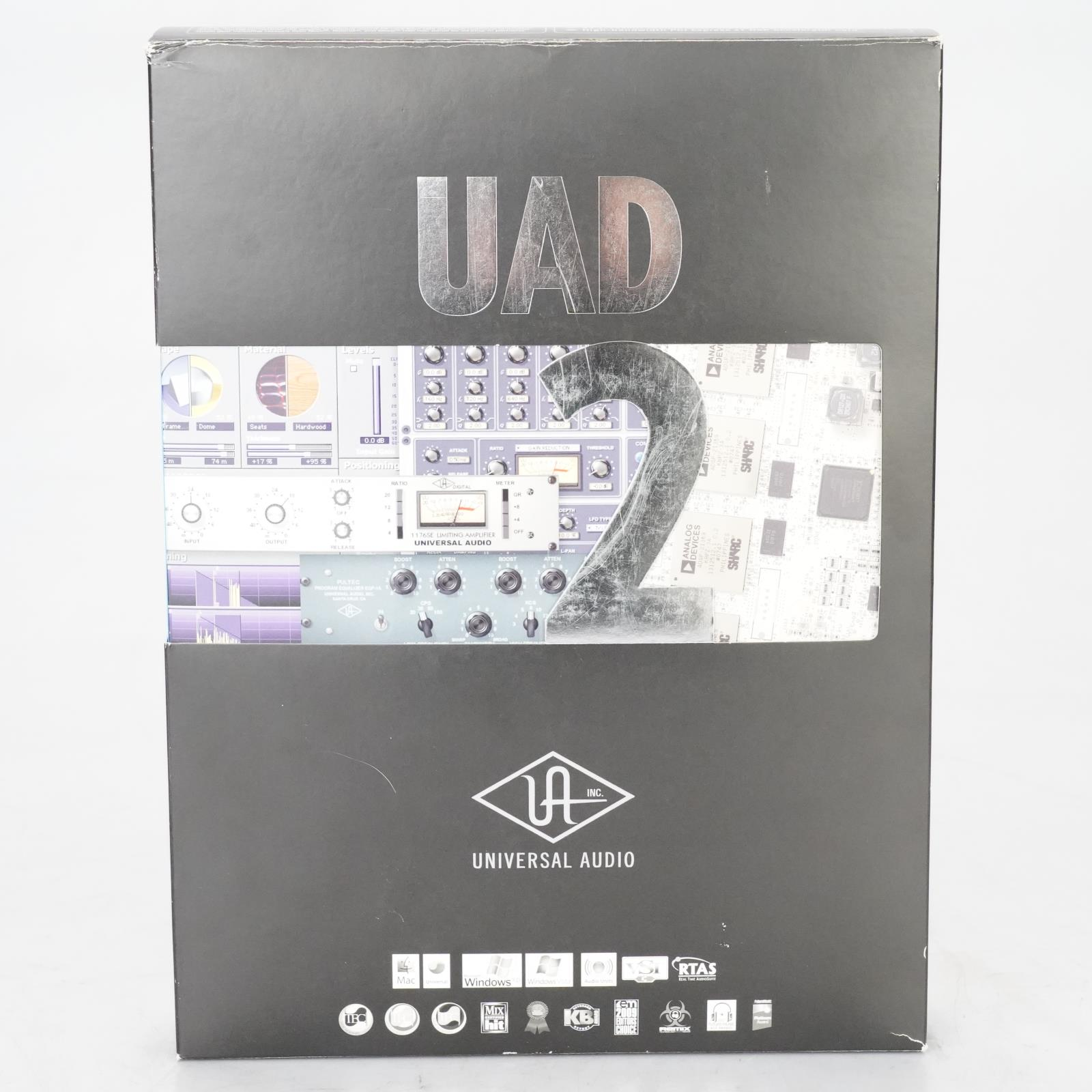 Universal Audio UAD-2 Quad PCIe Accelerator Card Owned by Ed Cherney #39103
