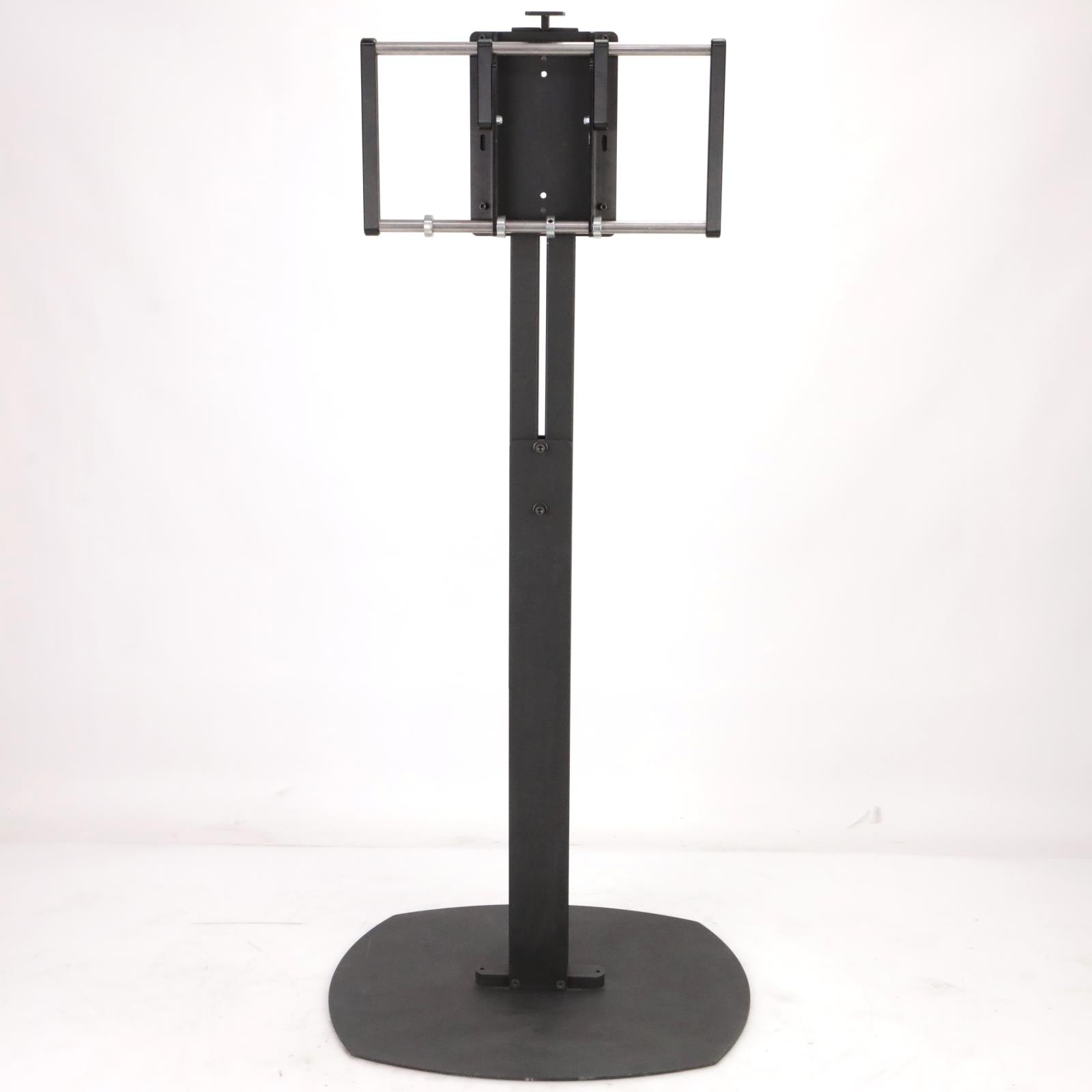 Sound Anchor Heavy-Duty Floor Stand for Flat TV Monitor Screen Display #39142