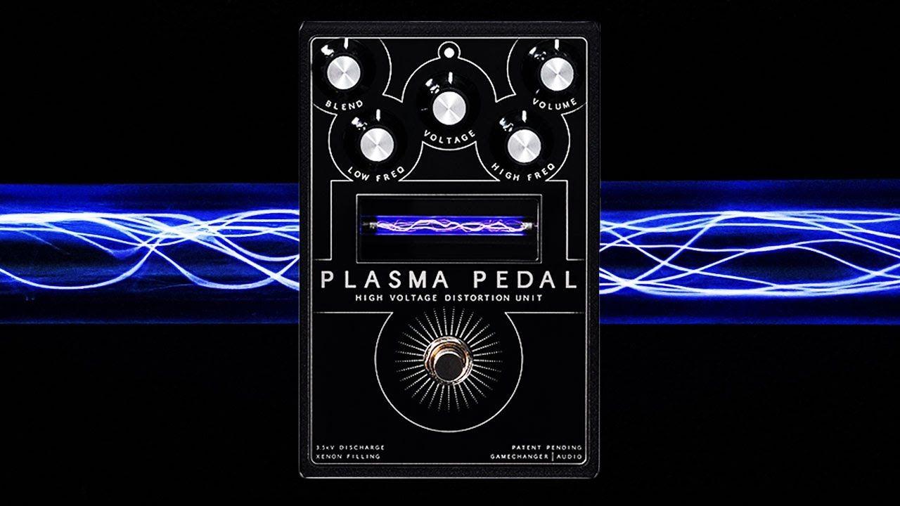 Gamechanger Audio Plasma High Voltage Distortion Pedal #38992