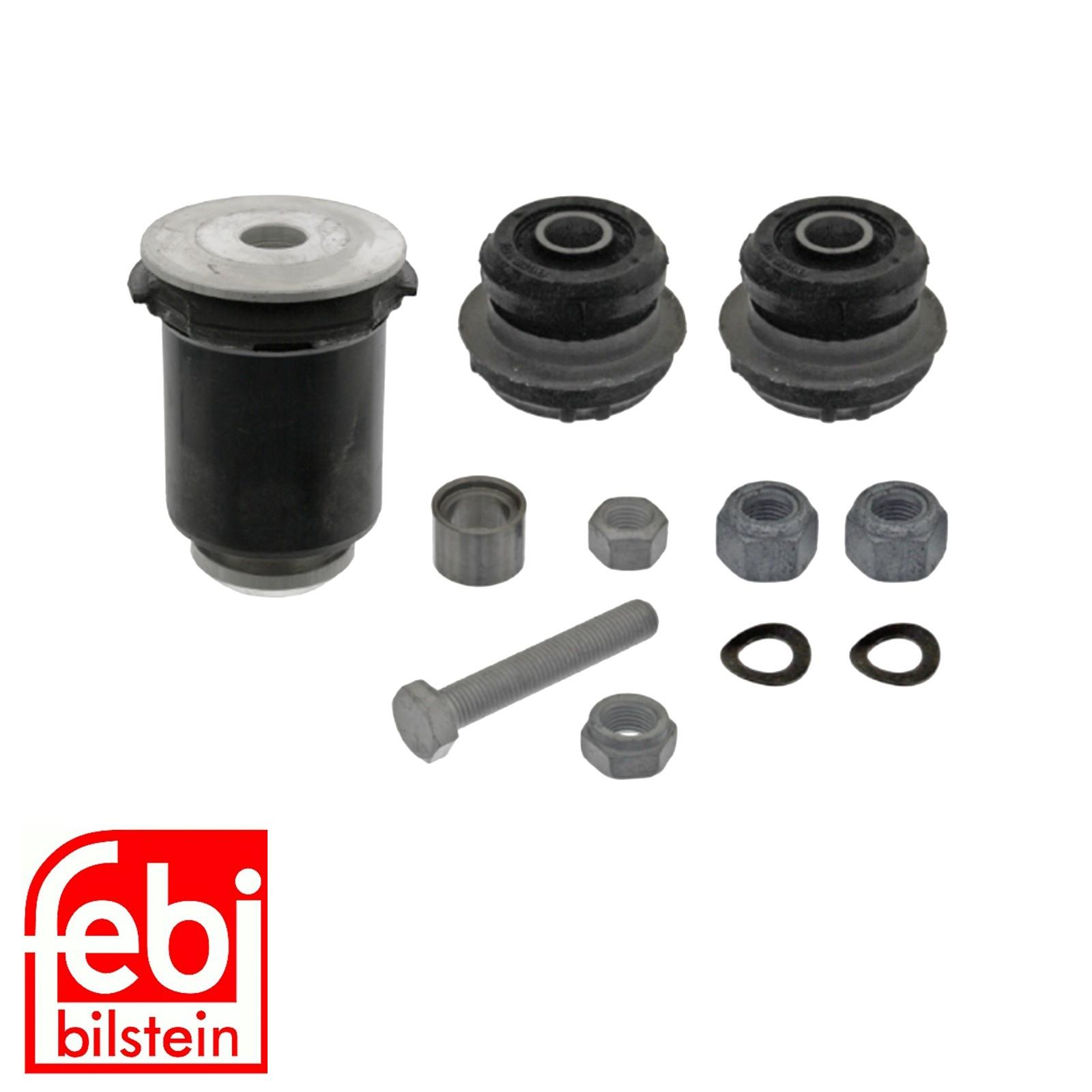 For Mercedes W140 Front Left or Right Lower Inner Control Arm Bushing KIT Meyle