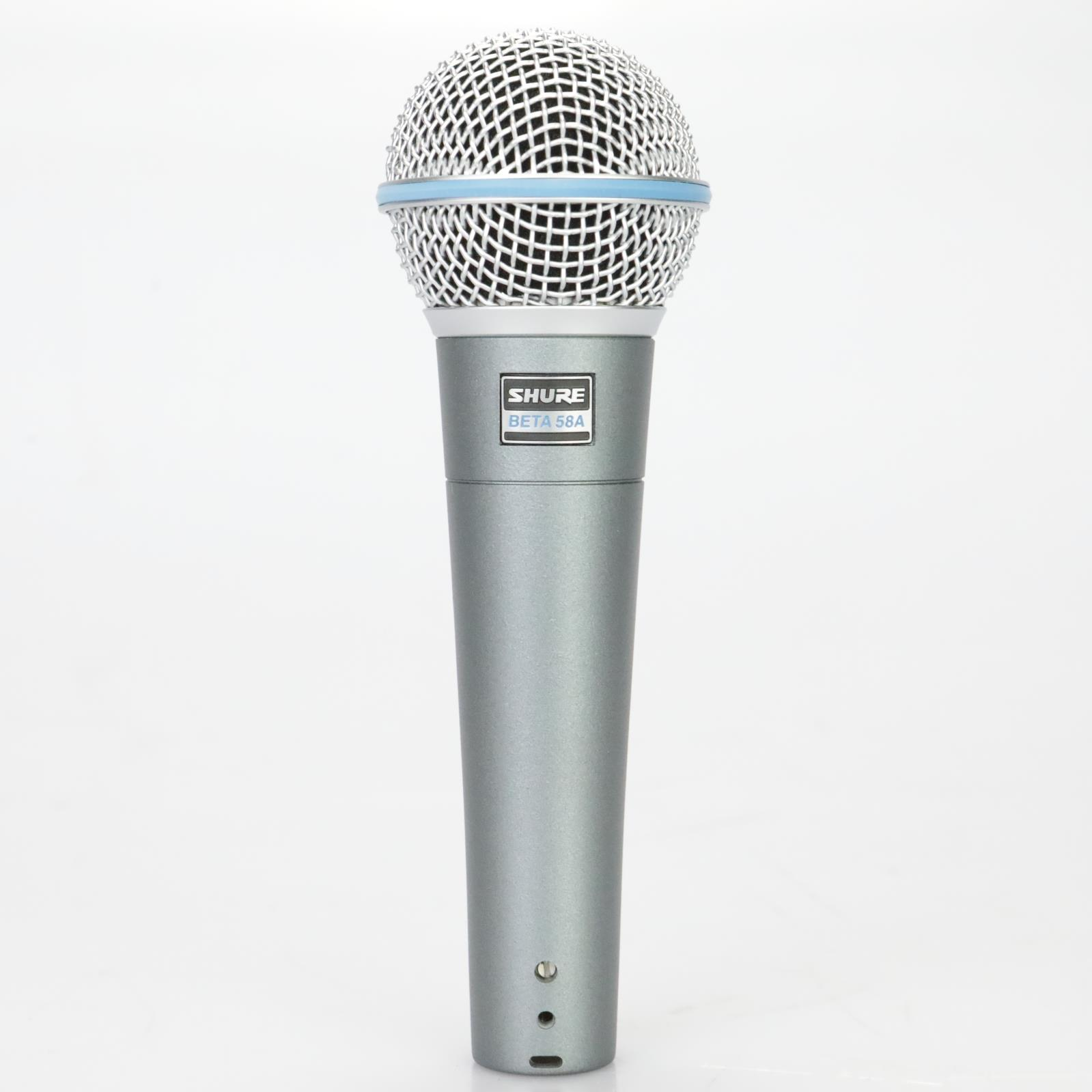 Shure Beta 58A Dynamic Mic Microphone w/ Box #39260