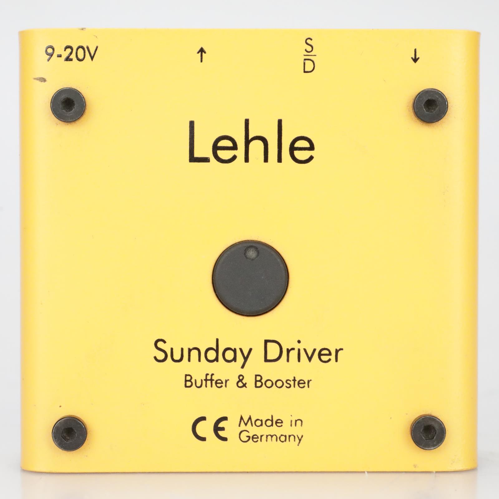 Lehle Sunday Driver Buffer & Booster Pedal #39381
