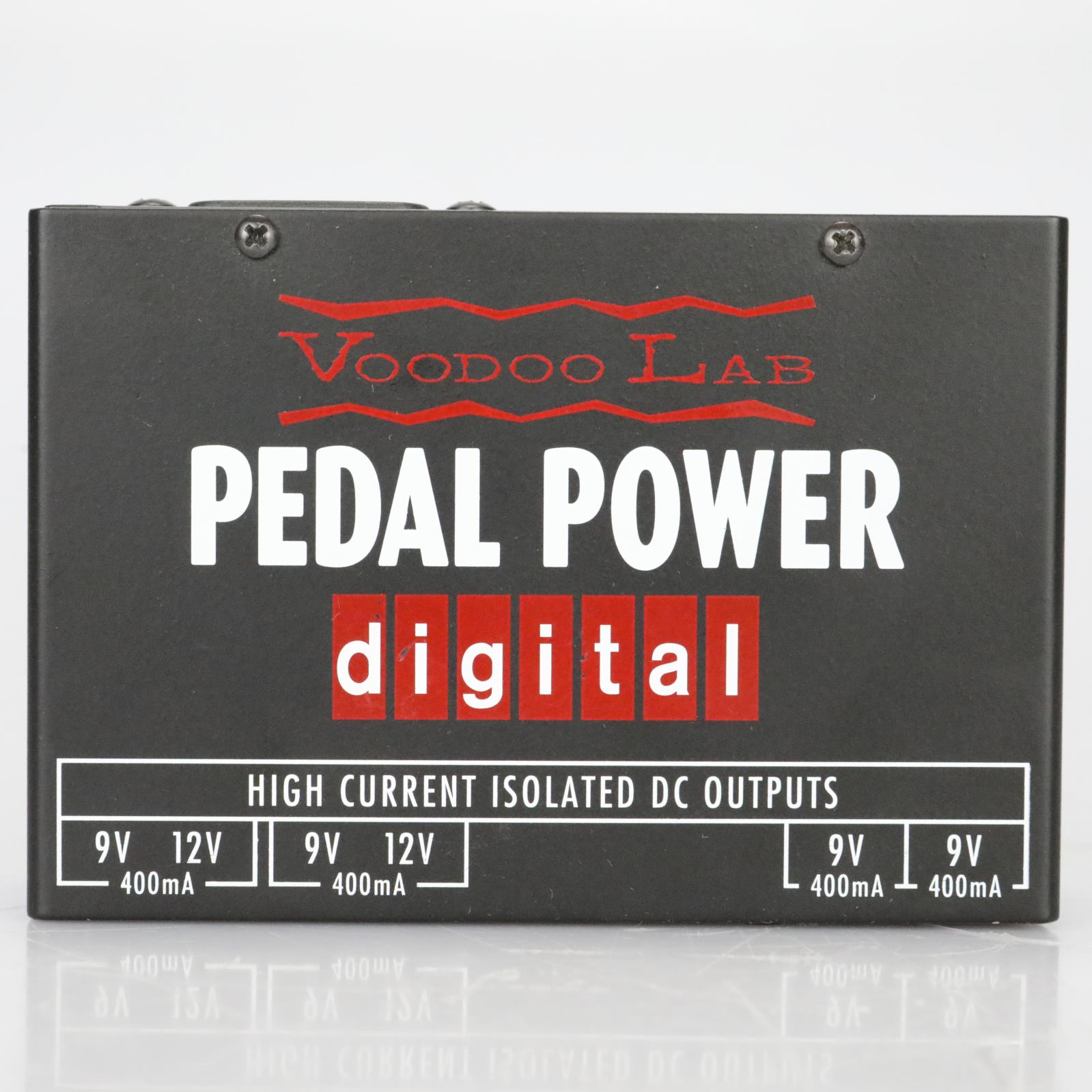 Voodoo Lab Pedal Power Digital High Current Isolated DC Power Supply #39358