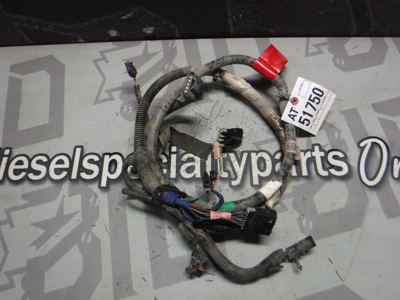 2004 - 2005 GMC 2500 LLY 6.6 ALLISON 4X4 TRANSFER CASE WIRING HARNESS OEM    eBay   2005 Gmc Wiring Harness      eBay
