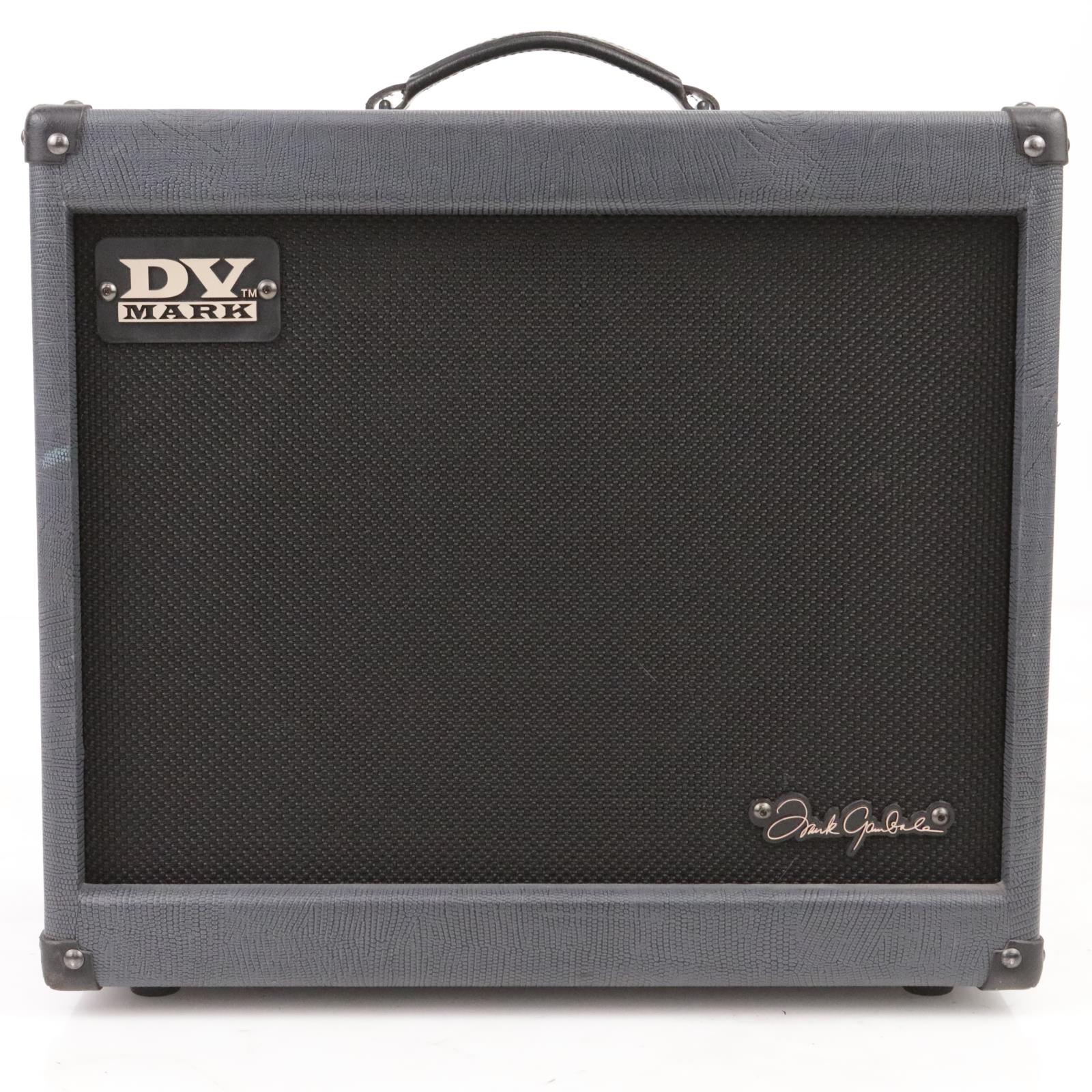 DV Mark Combo 112 Guitar Amplifier Amp Owned By Frank Gambale #39370